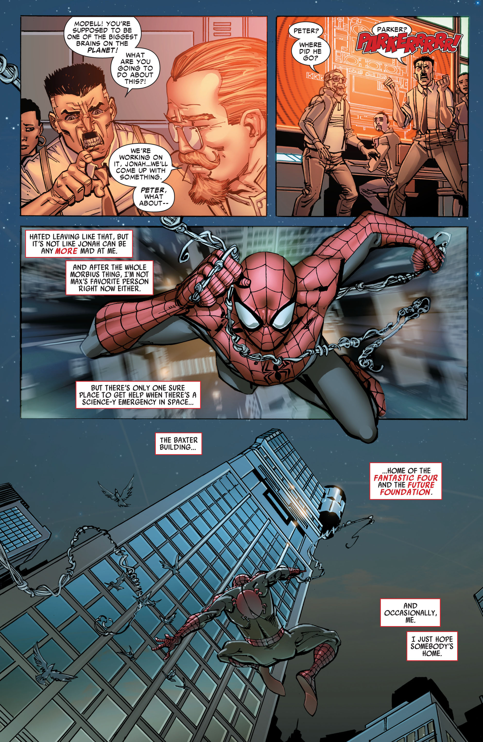 The Amazing Spider-Man (1963) 680 Page 4