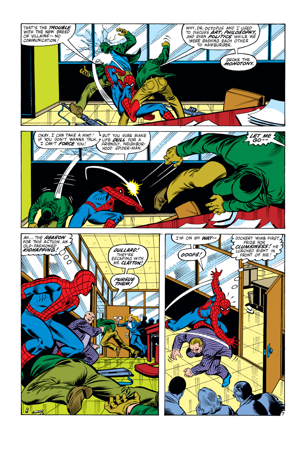 The Amazing Spider-Man (1963) 210 Page 7