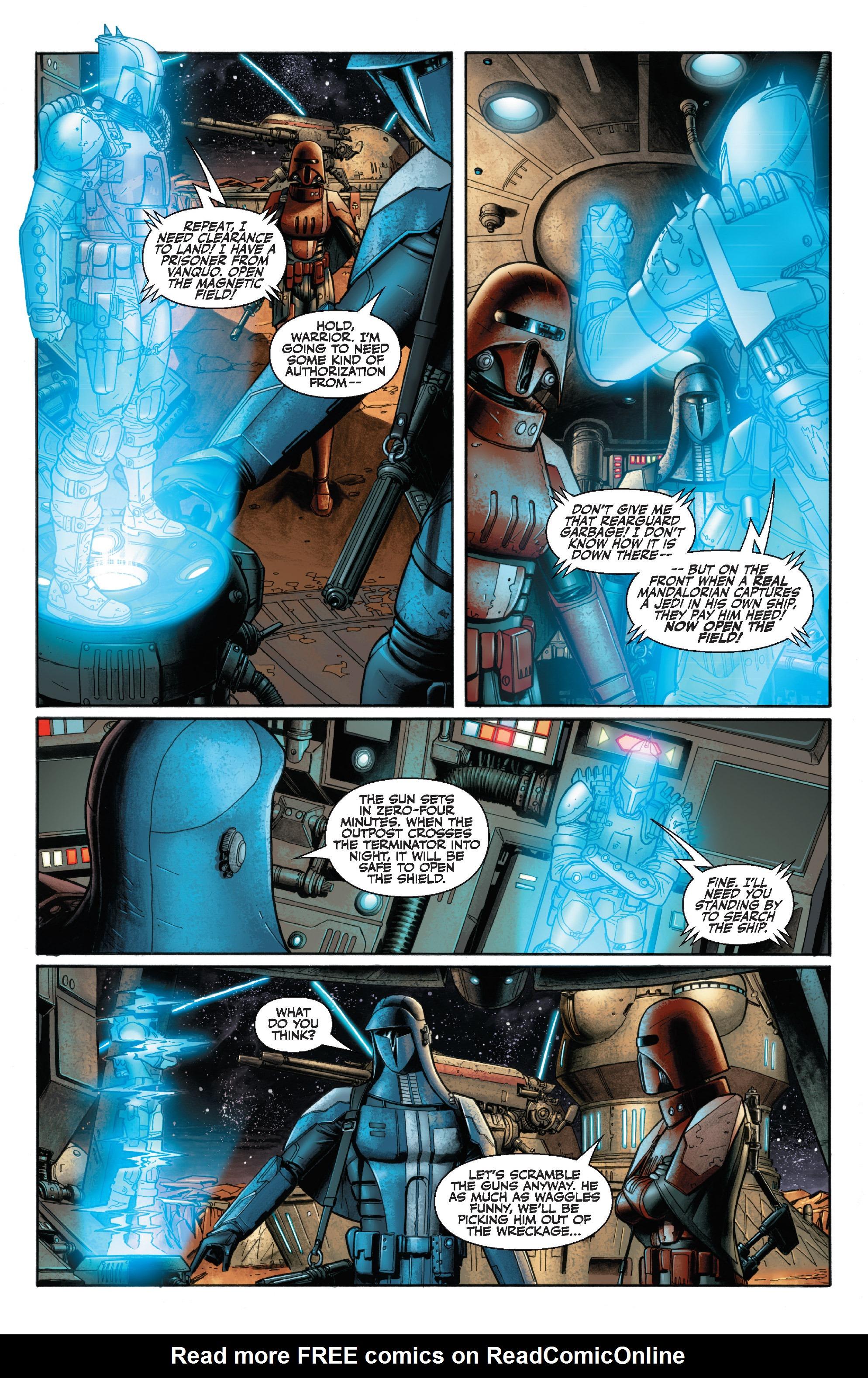 Read online Star Wars Omnibus comic -  Issue # Vol. 29 - 188