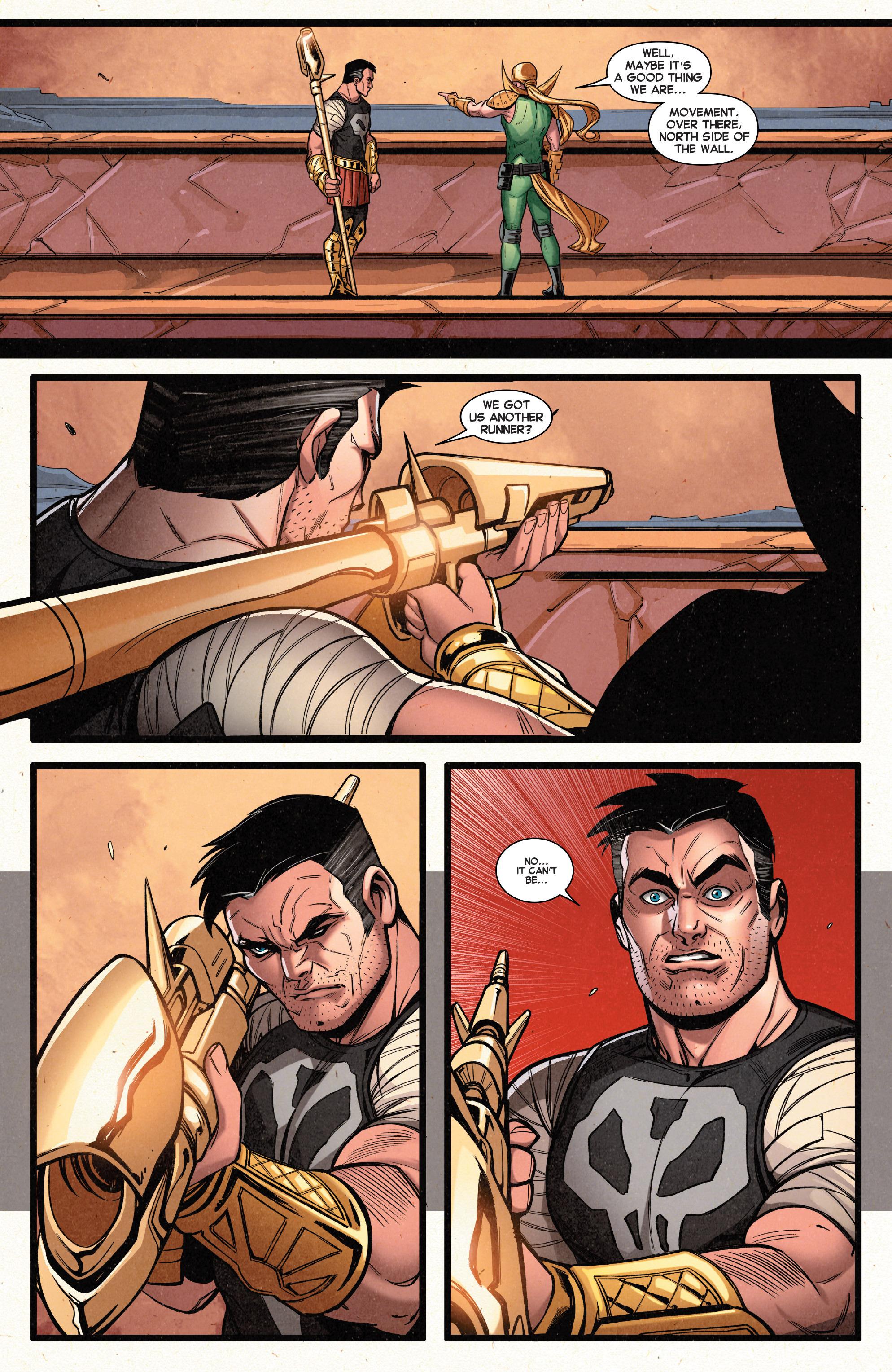 Read online Secret Wars Journal comic -  Issue #4 - 4