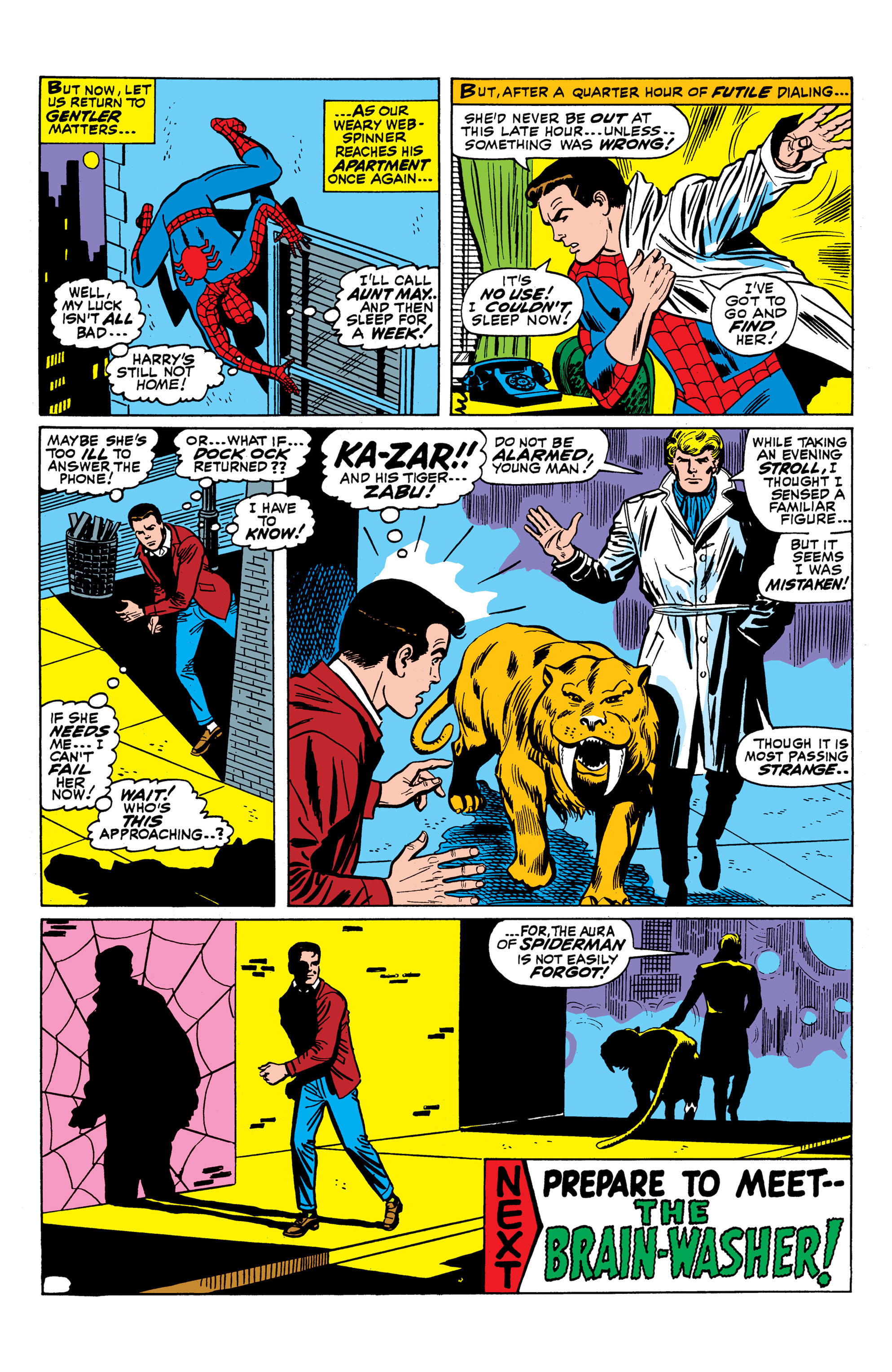 The Amazing Spider-Man (1963) 58 Page 20