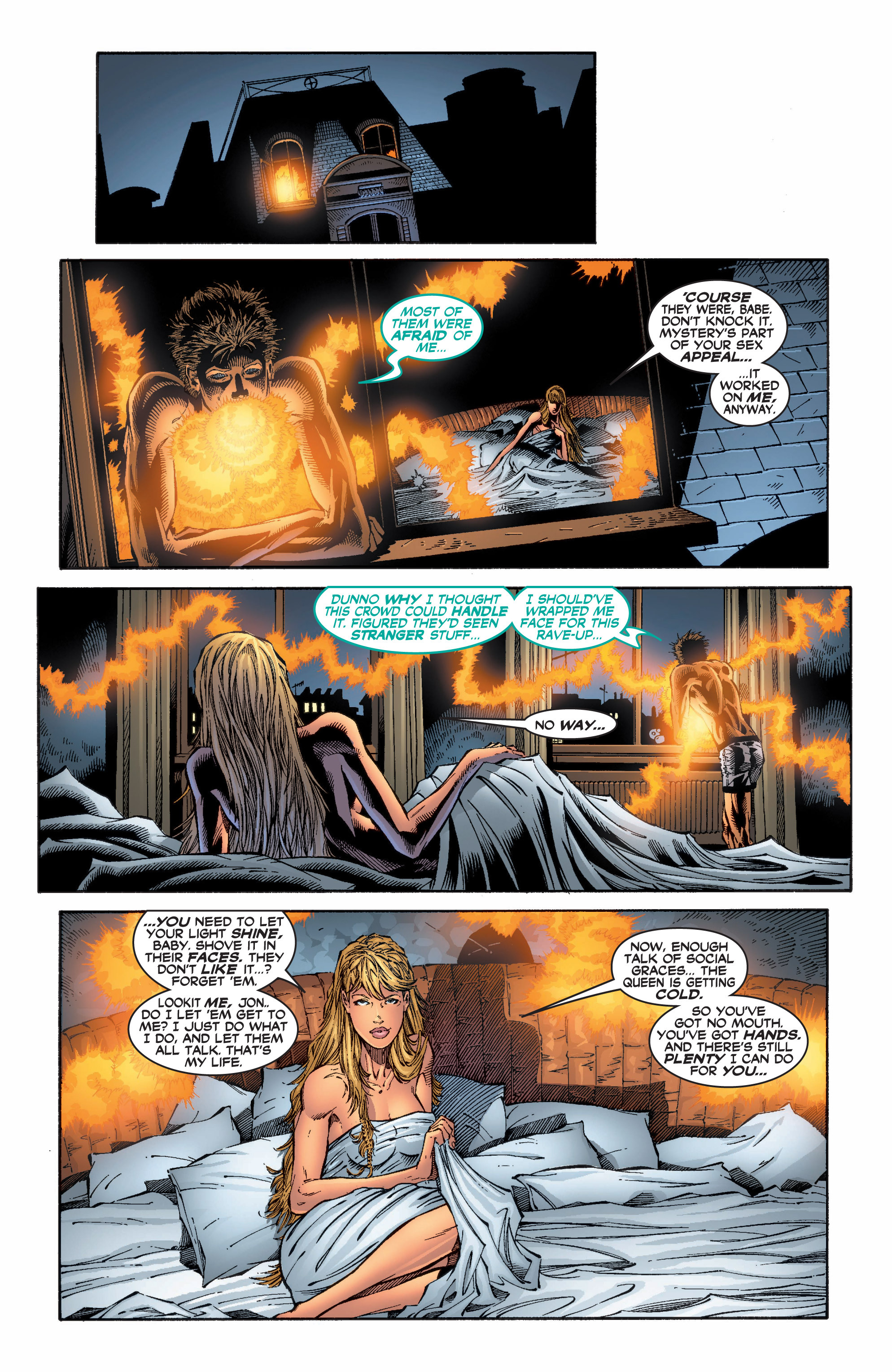 Read online Uncanny X-Men (1963) comic -  Issue #396 - 7