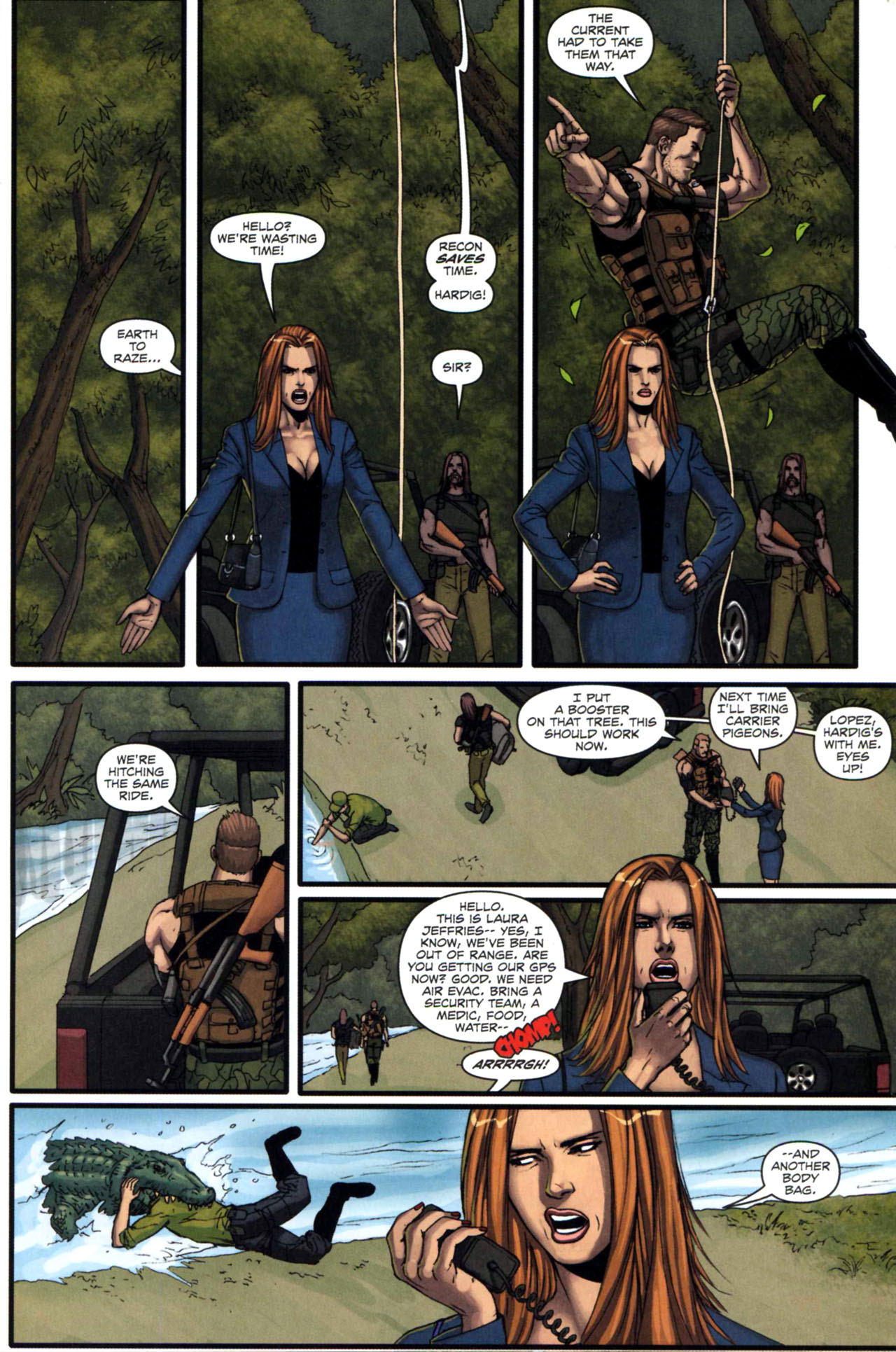 Read online Sheena, Queen of the Jungle comic -  Issue #5 - 12