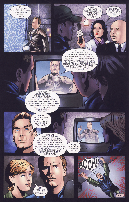 Read online Stargate SG-1: Aris Boch comic -  Issue # Full - 14