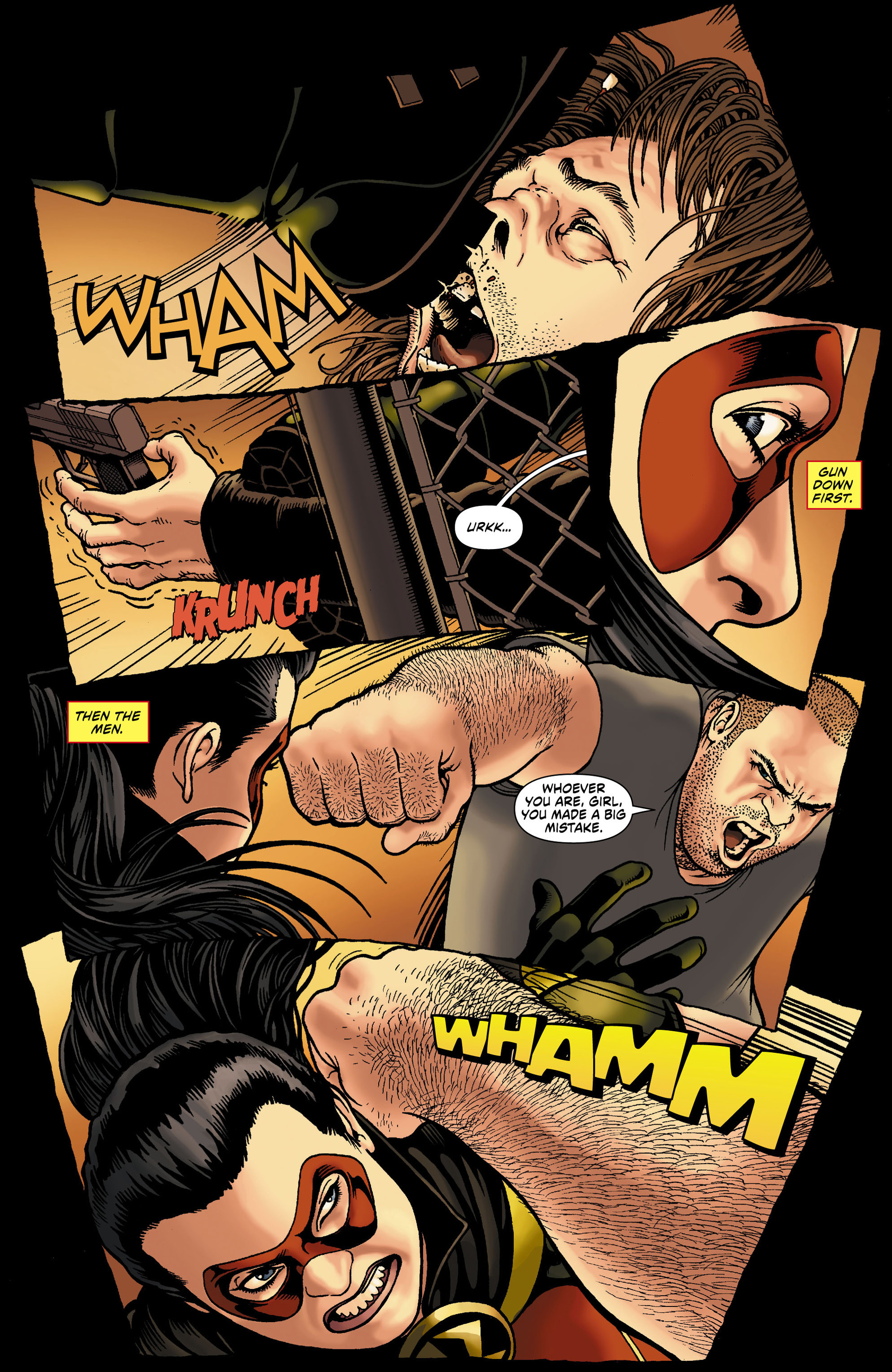 Read online Worlds' Finest comic -  Issue #0 - 5