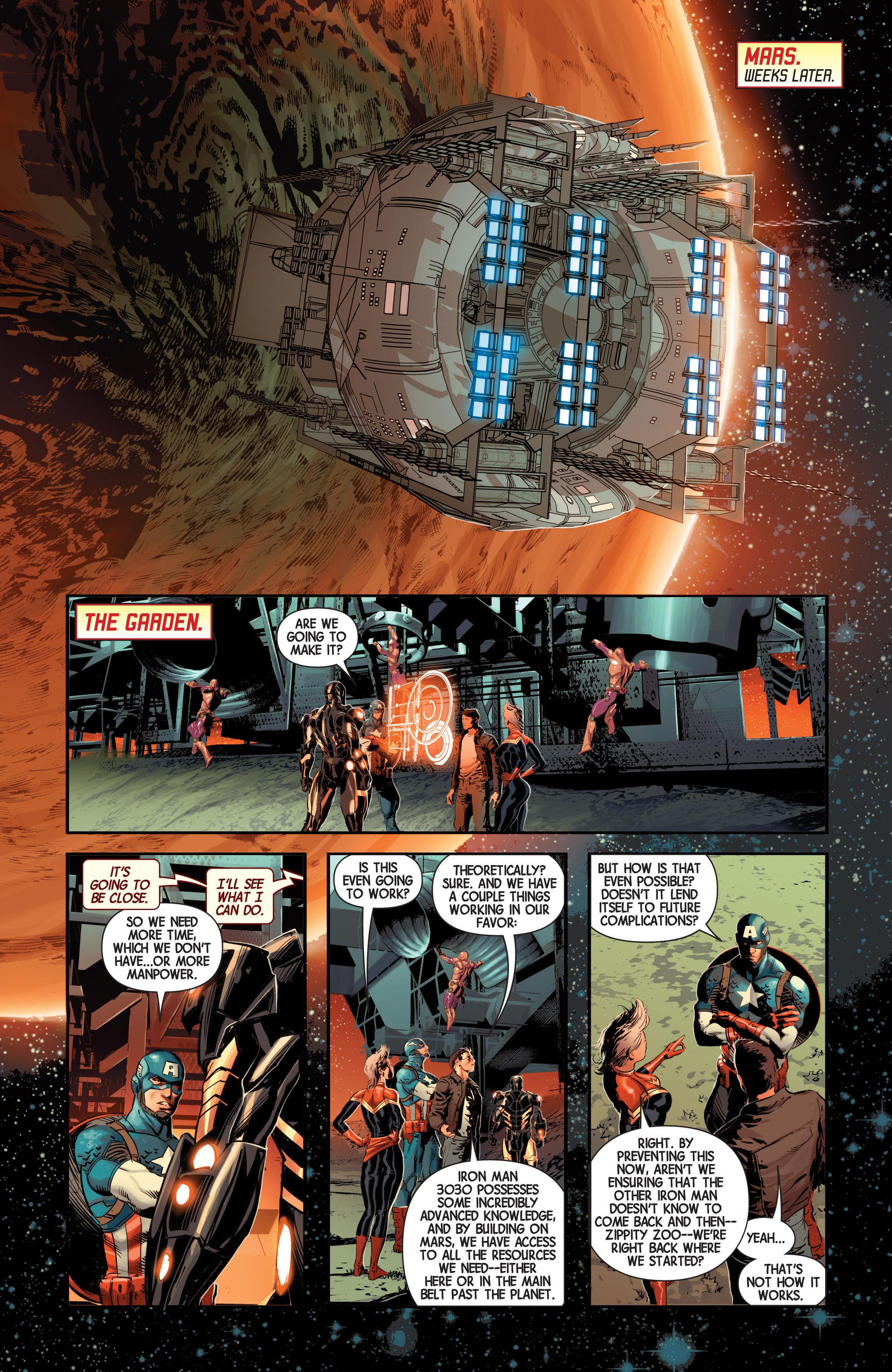 Read online Avengers (2013) comic -  Issue #Avengers (2013) _TPB 5 - 24
