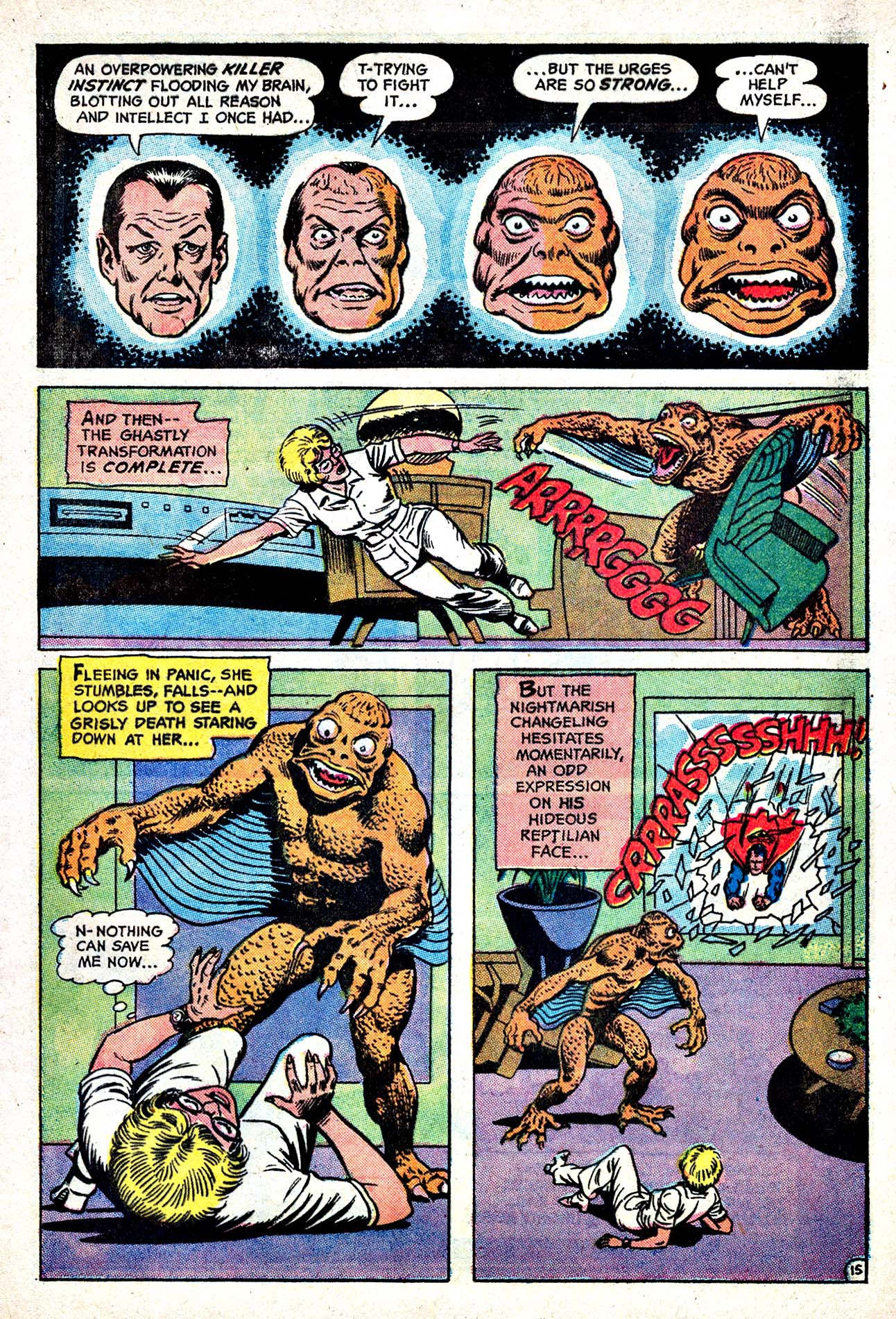 Action Comics (1938) 412 Page 19