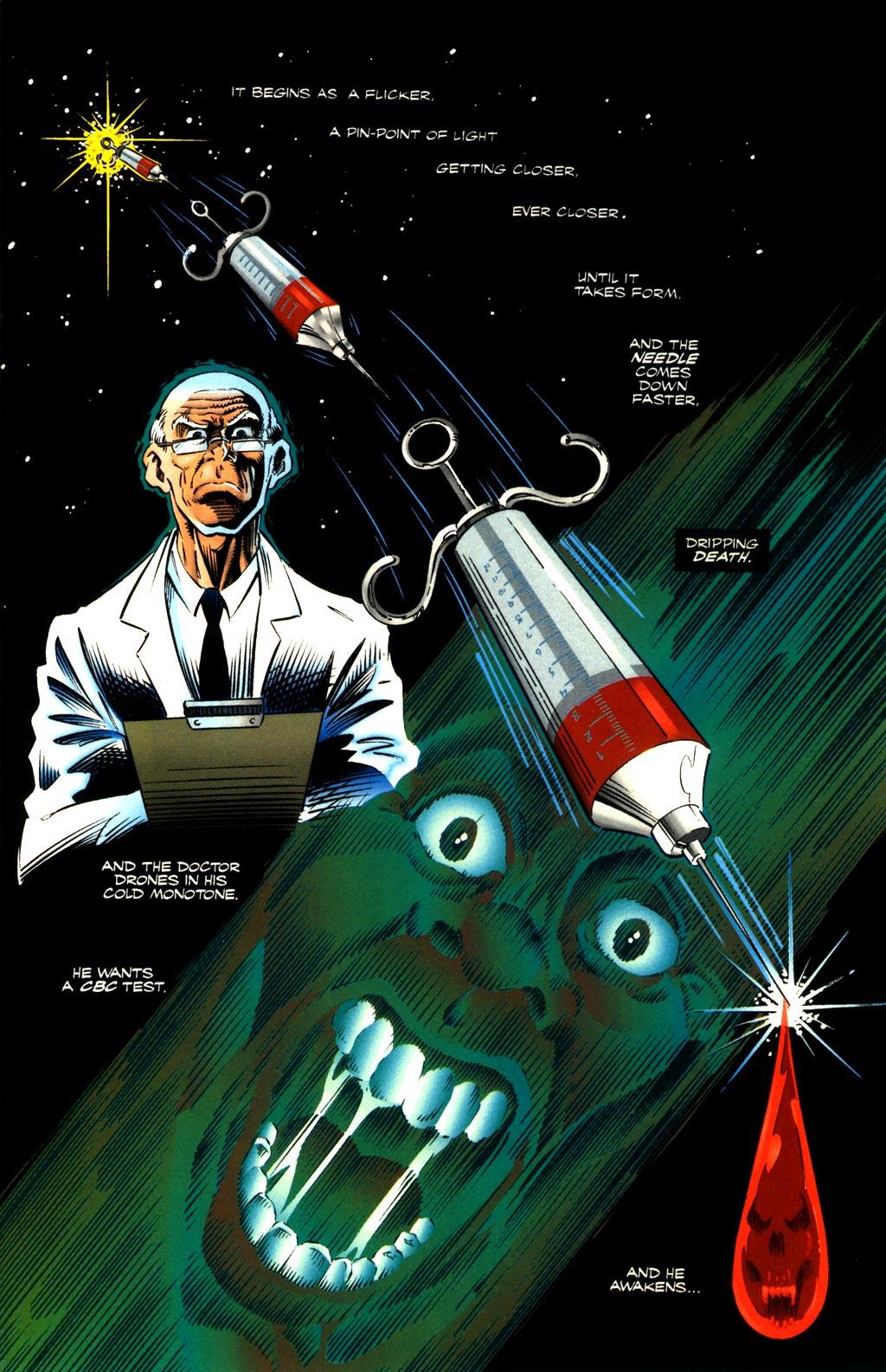 Read online ShadowHawk comic -  Issue #8 - 3