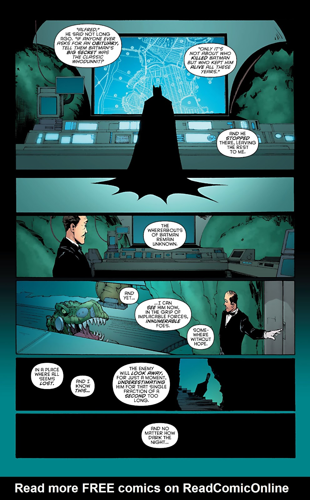 Batman (1940) issue _TPB_Time_And_The_Batman_(Part_7) - Page 6