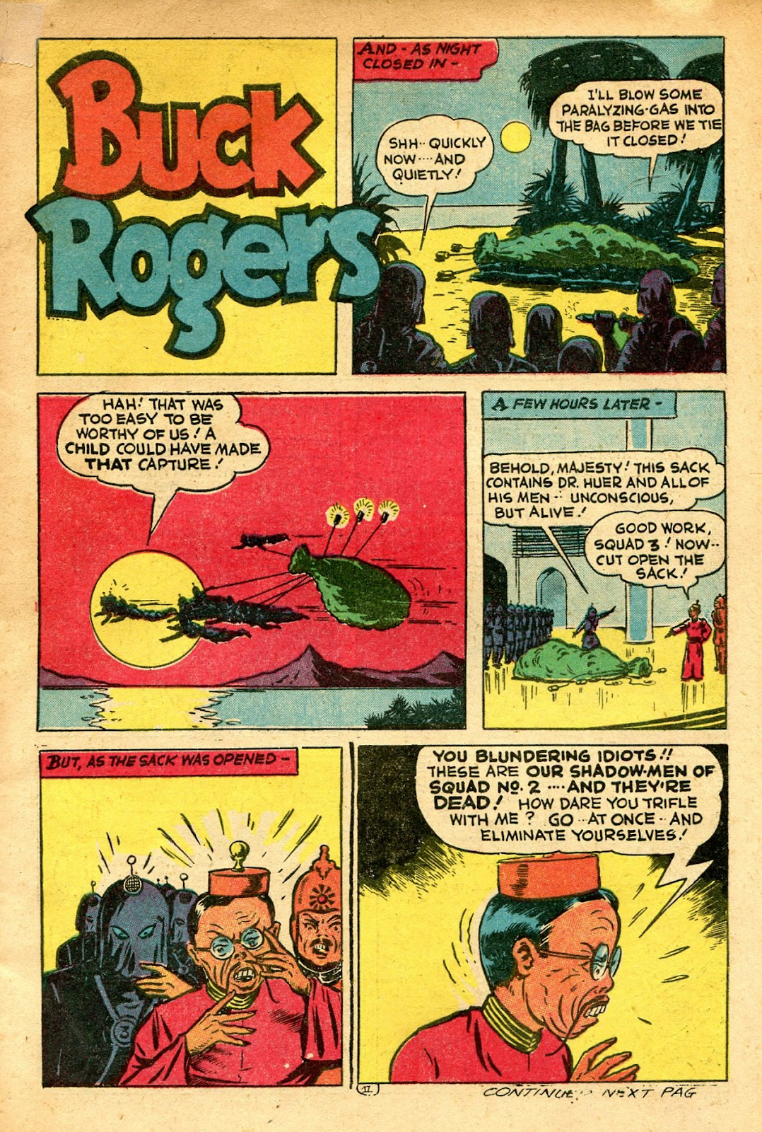 Read online Famous Funnies comic -  Issue #129 - 5