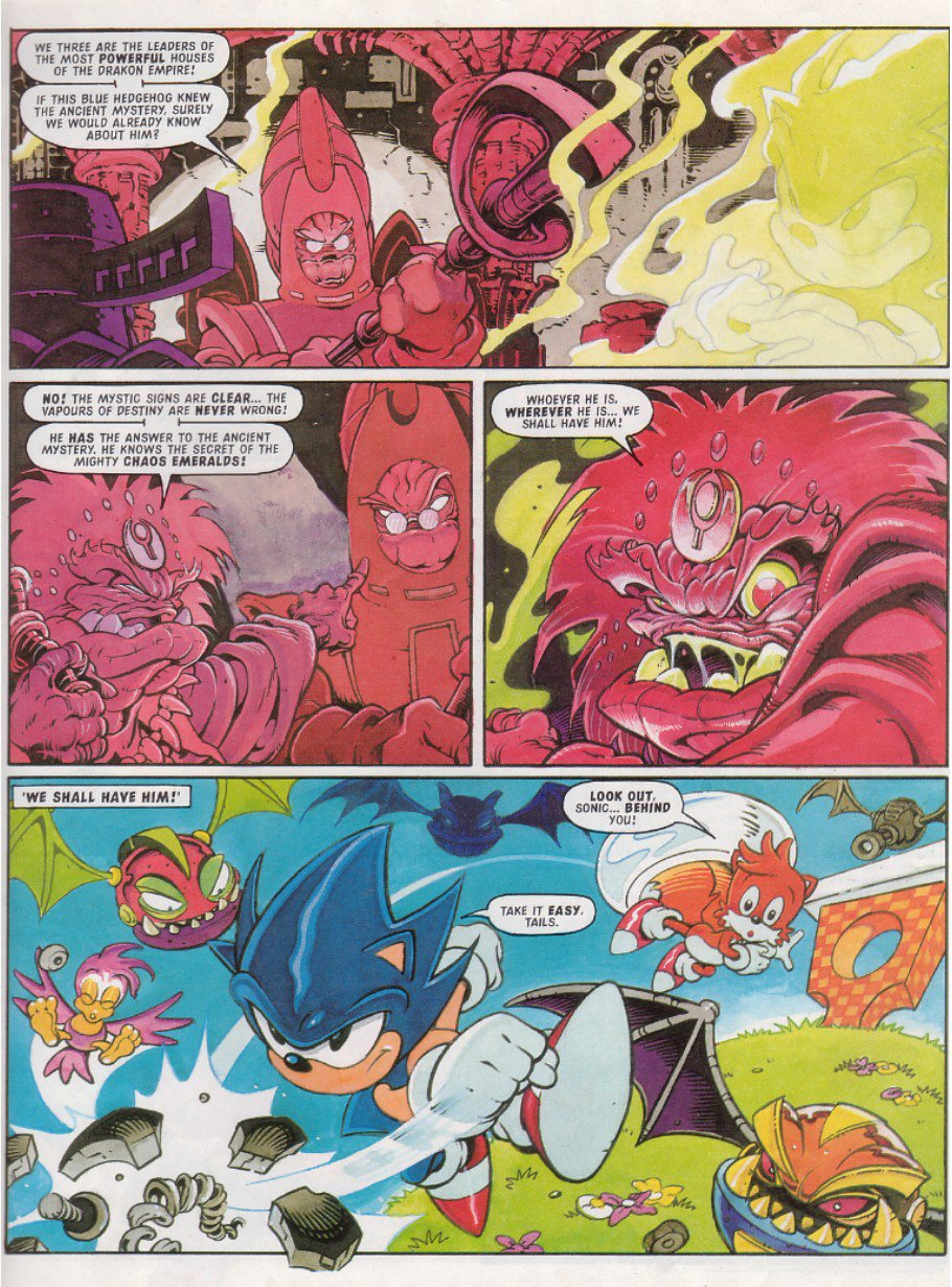 Read online Sonic the Comic comic -  Issue #116 - 5
