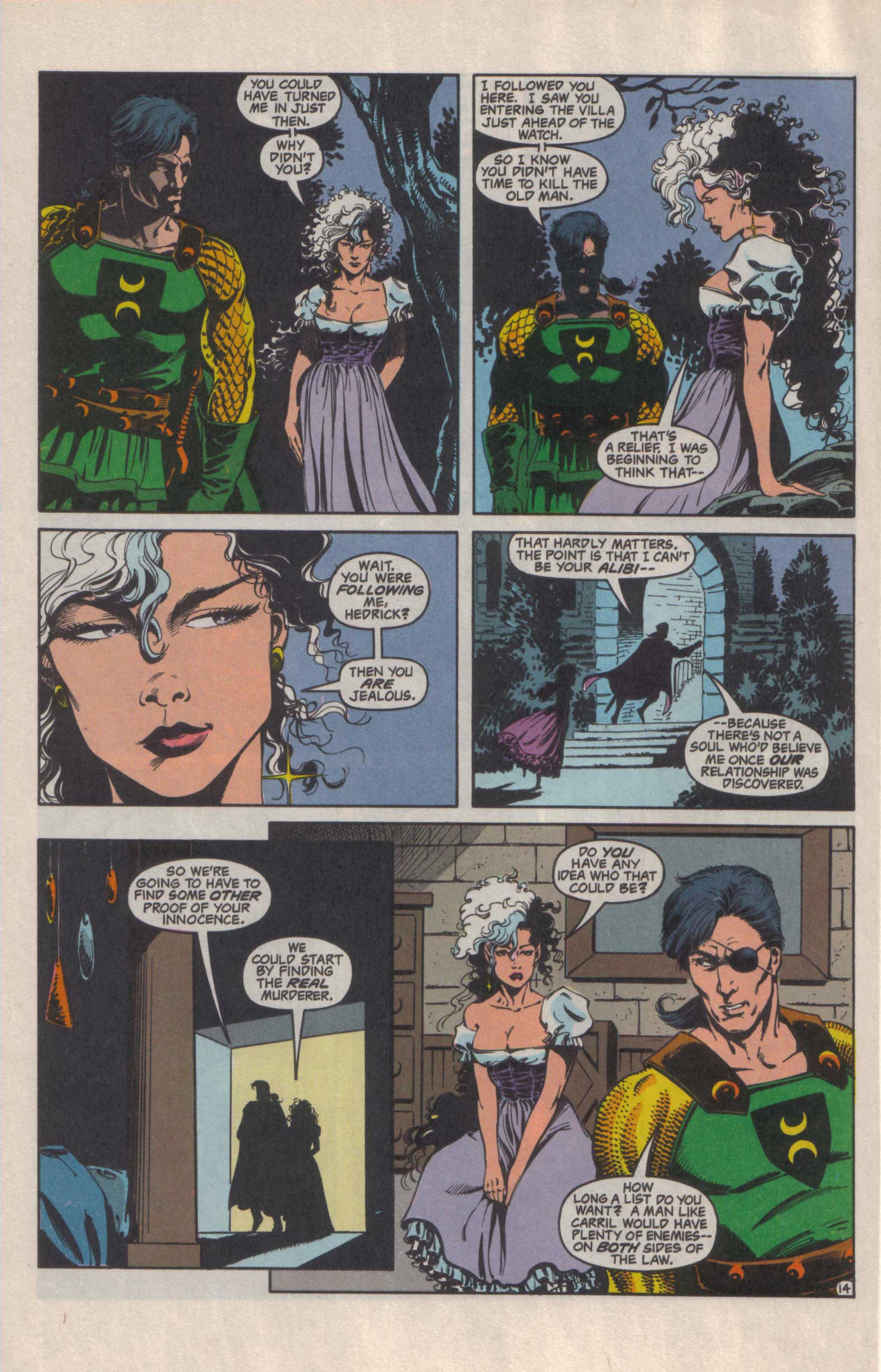 Read online Advanced Dungeons & Dragons comic -  Issue #27 - 15