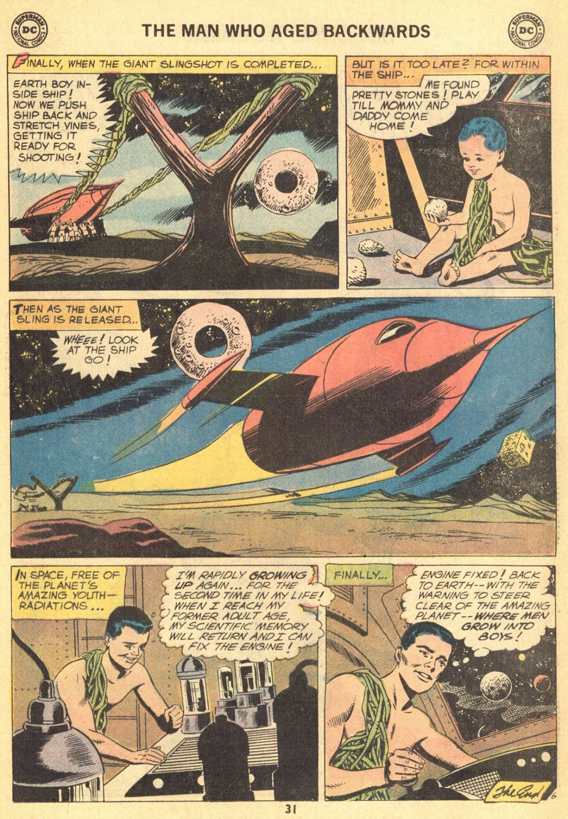 From Beyond the Unknown (1969) issue 9 - Page 33