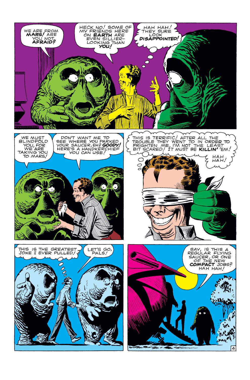 Read online Amazing Adventures (1961) comic -  Issue #5 - 25