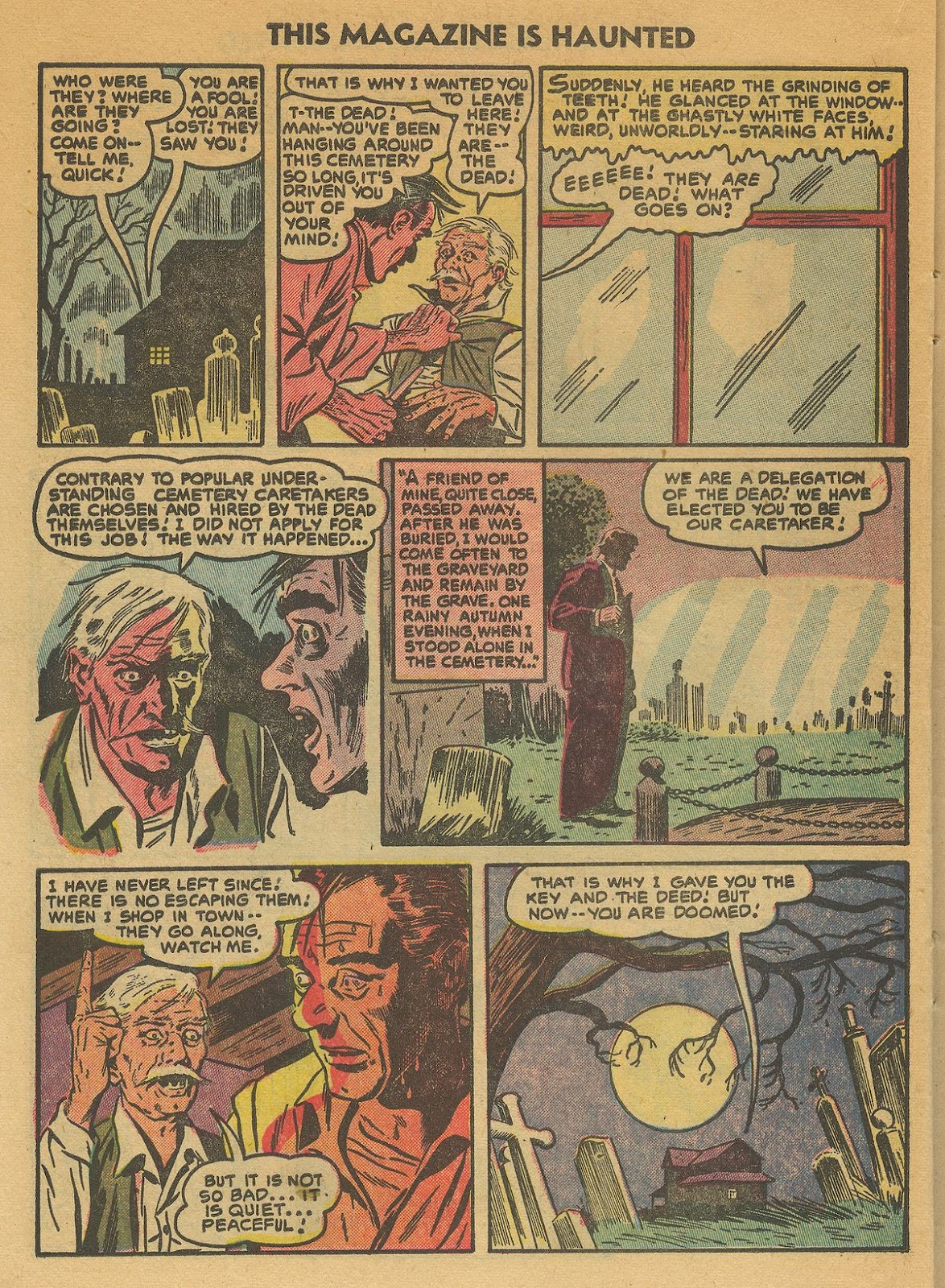 Read online This Magazine Is Haunted comic -  Issue #18 - 22