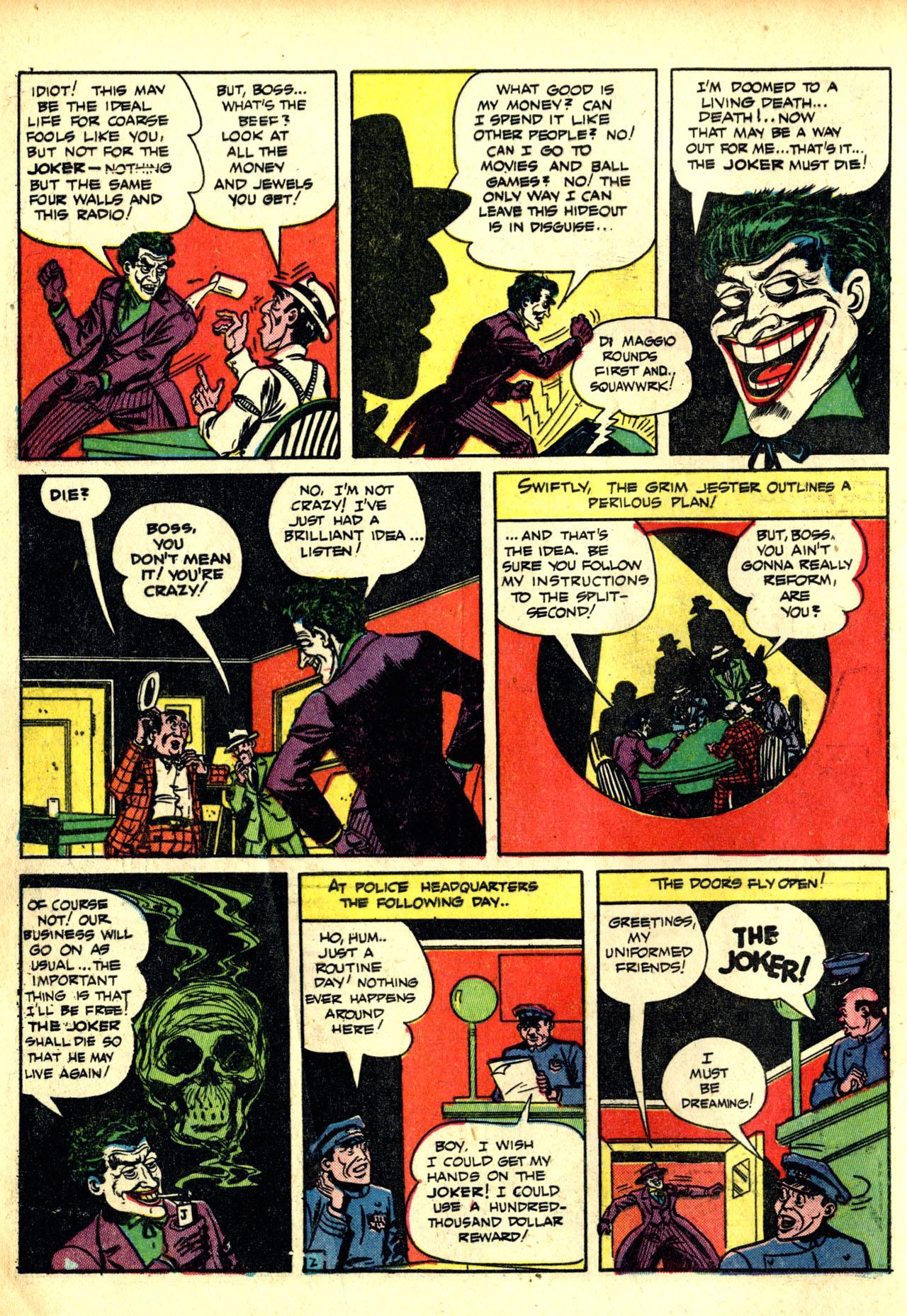 Detective Comics (1937) 64 Page 3