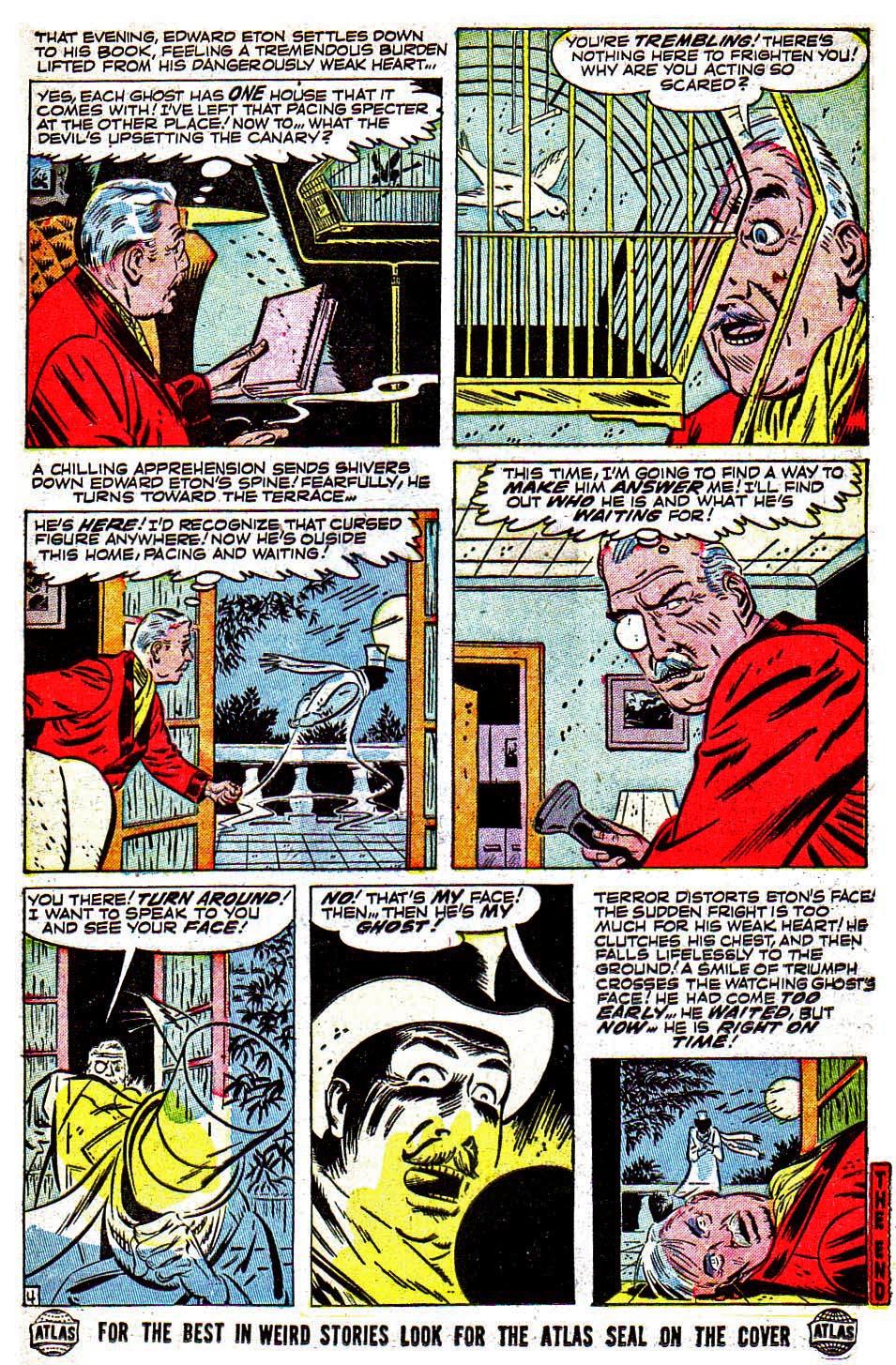 Read online Adventures into Weird Worlds comic -  Issue #30 - 19
