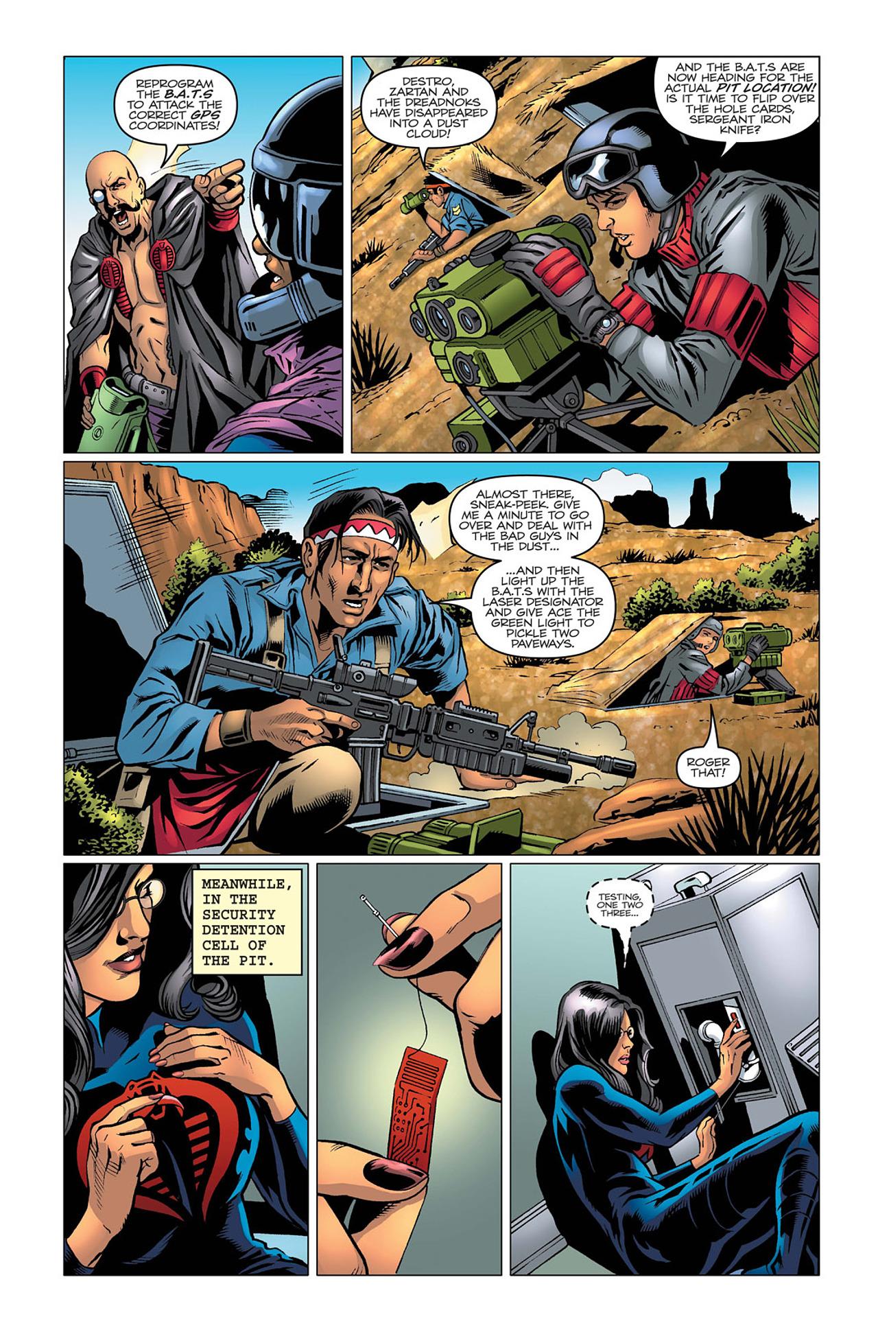 G.I. Joe: A Real American Hero 164 Page 13