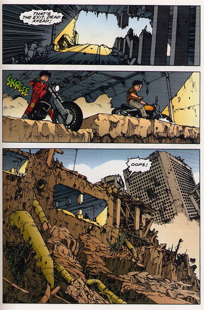 Read online Akira comic -  Issue #25 - 60