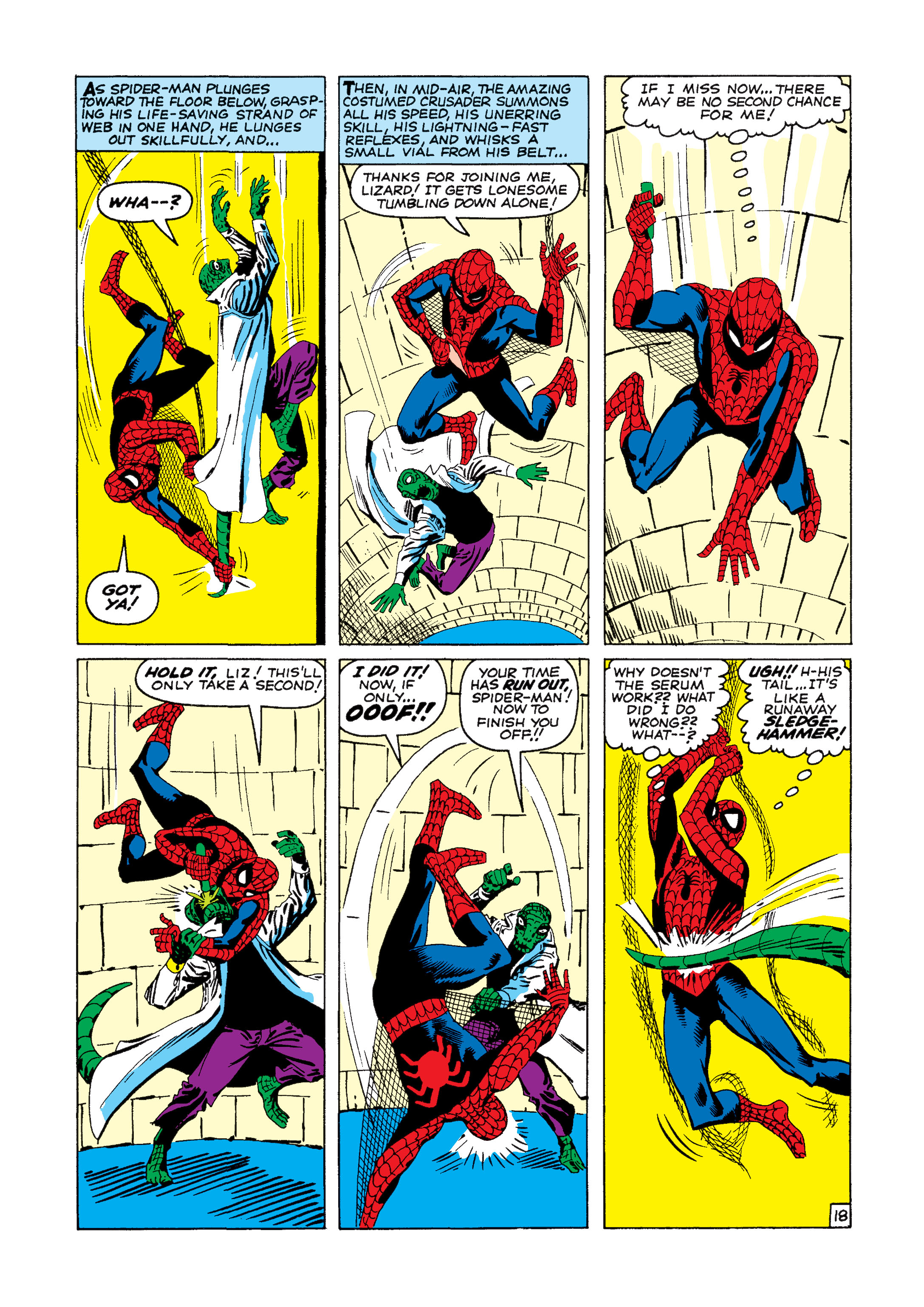 The Amazing Spider-Man (1963) 6 Page 18