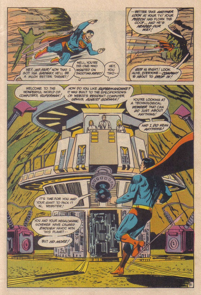 Read online Superman III comic -  Issue # Full - 43