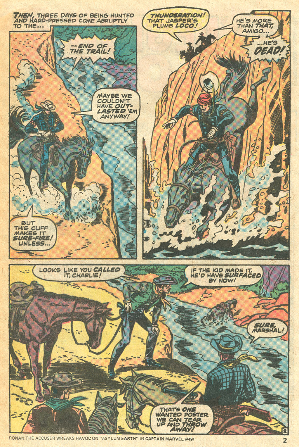 The Rawhide Kid (1955) issue 138 - Page 4