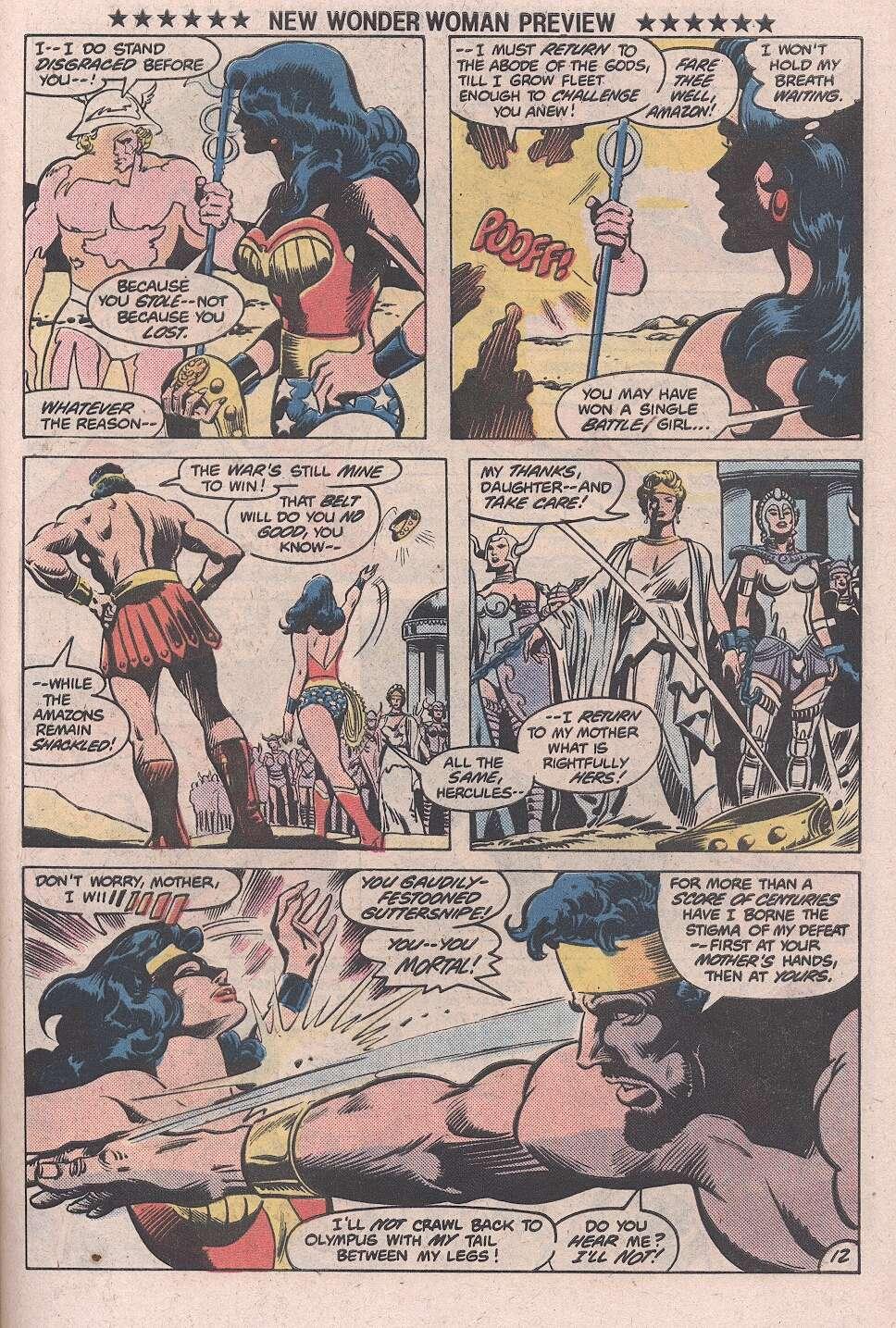 Read online Wonder Woman (1942) comic -  Issue #287b - 13