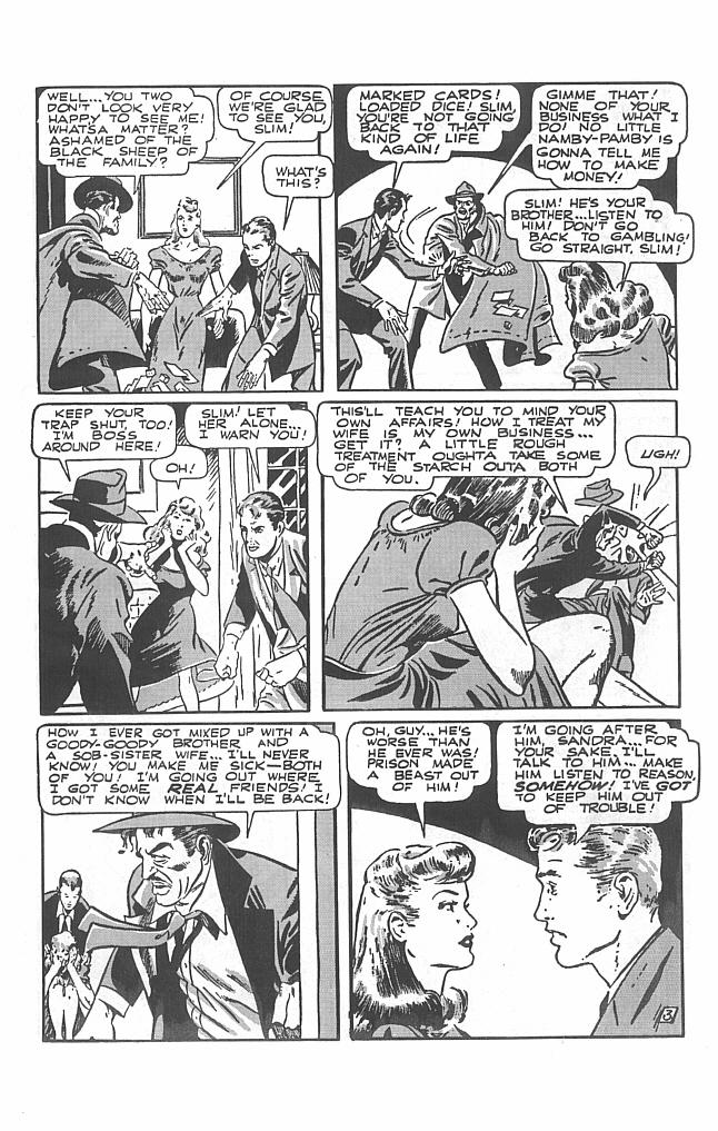 Read online Golden-Age Men of Mystery comic -  Issue #9 - 5