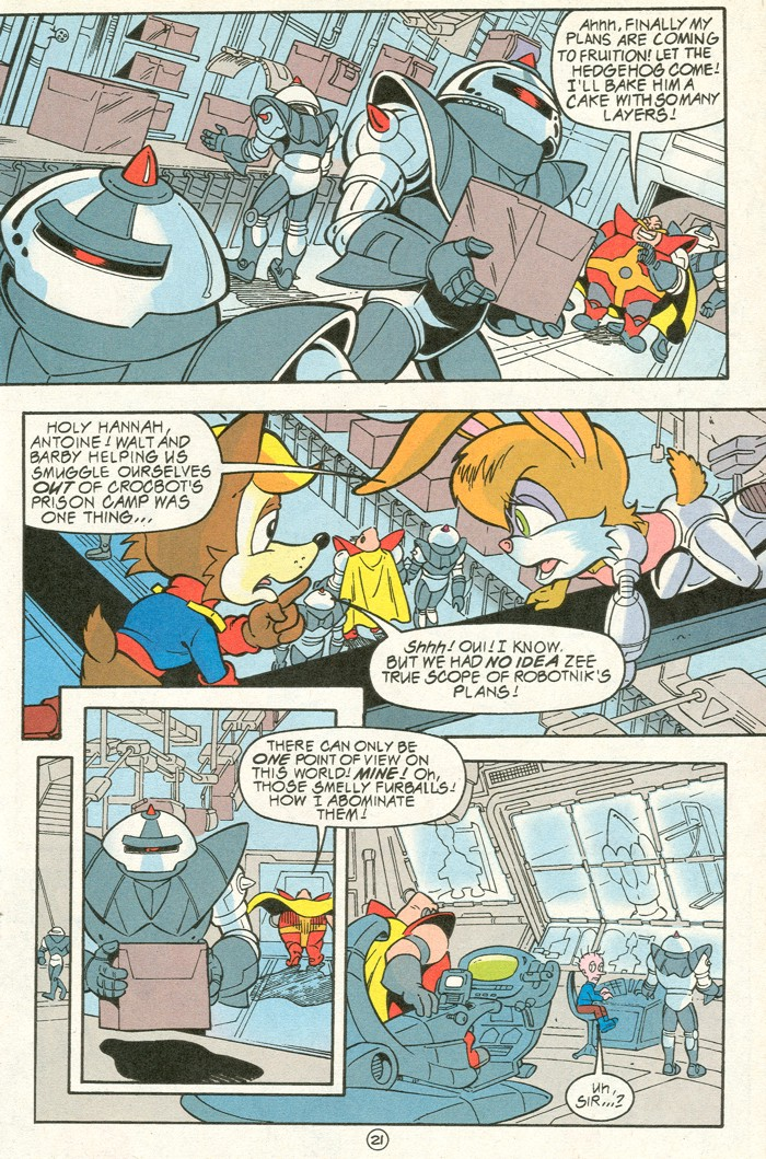 Read online Sonic Super Special comic -  Issue #6 - The big 50 - 22