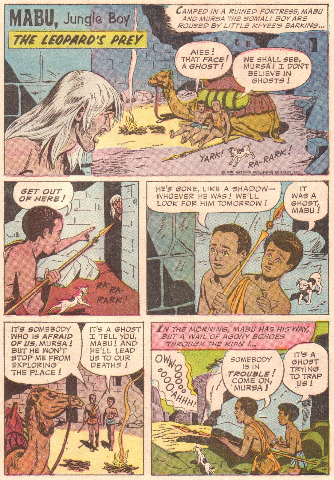 Korak, Son of Tarzan (1964) issue 38 - Page 24