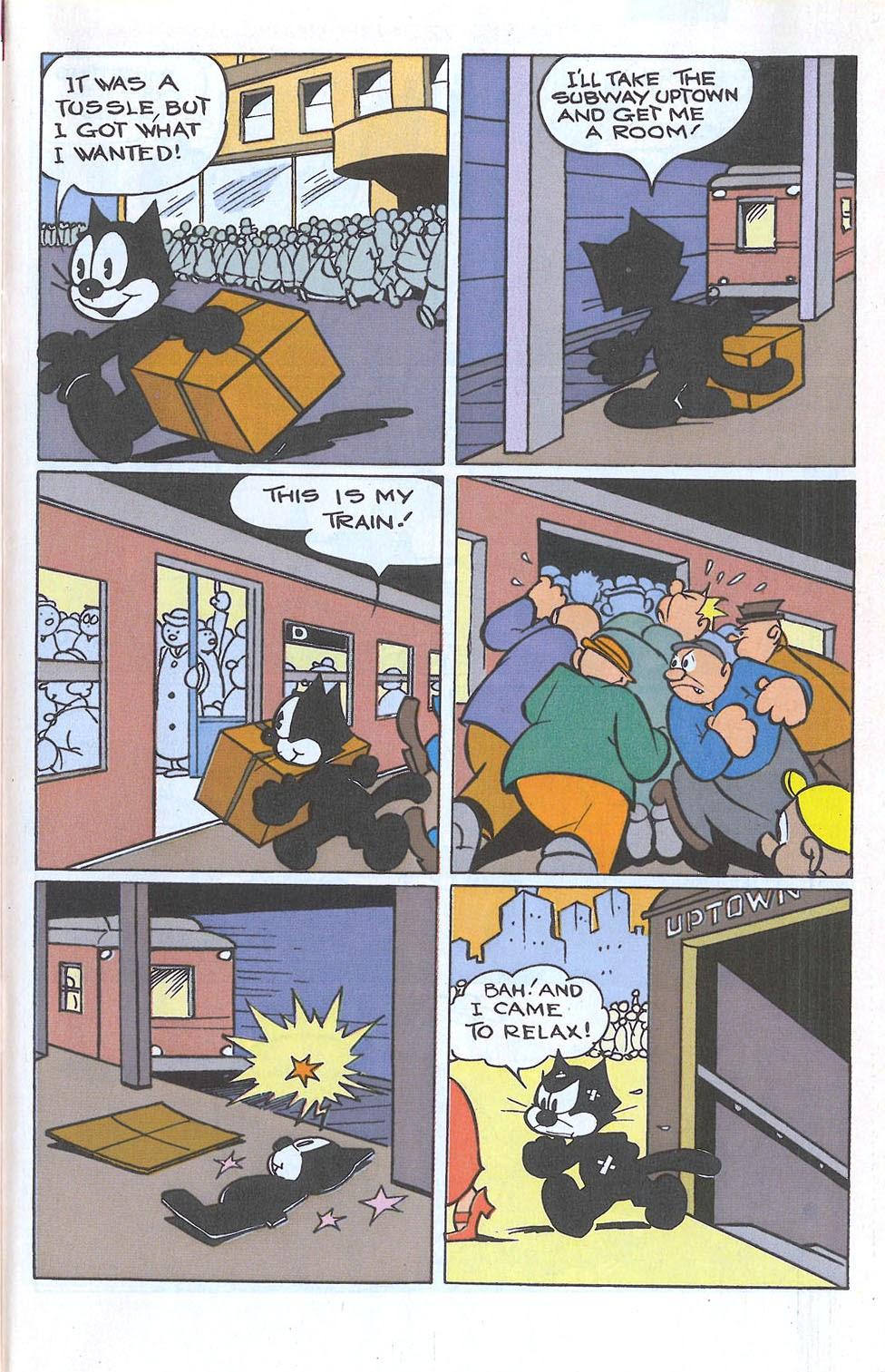 Read online Felix the Cat comic -  Issue #3 - 26