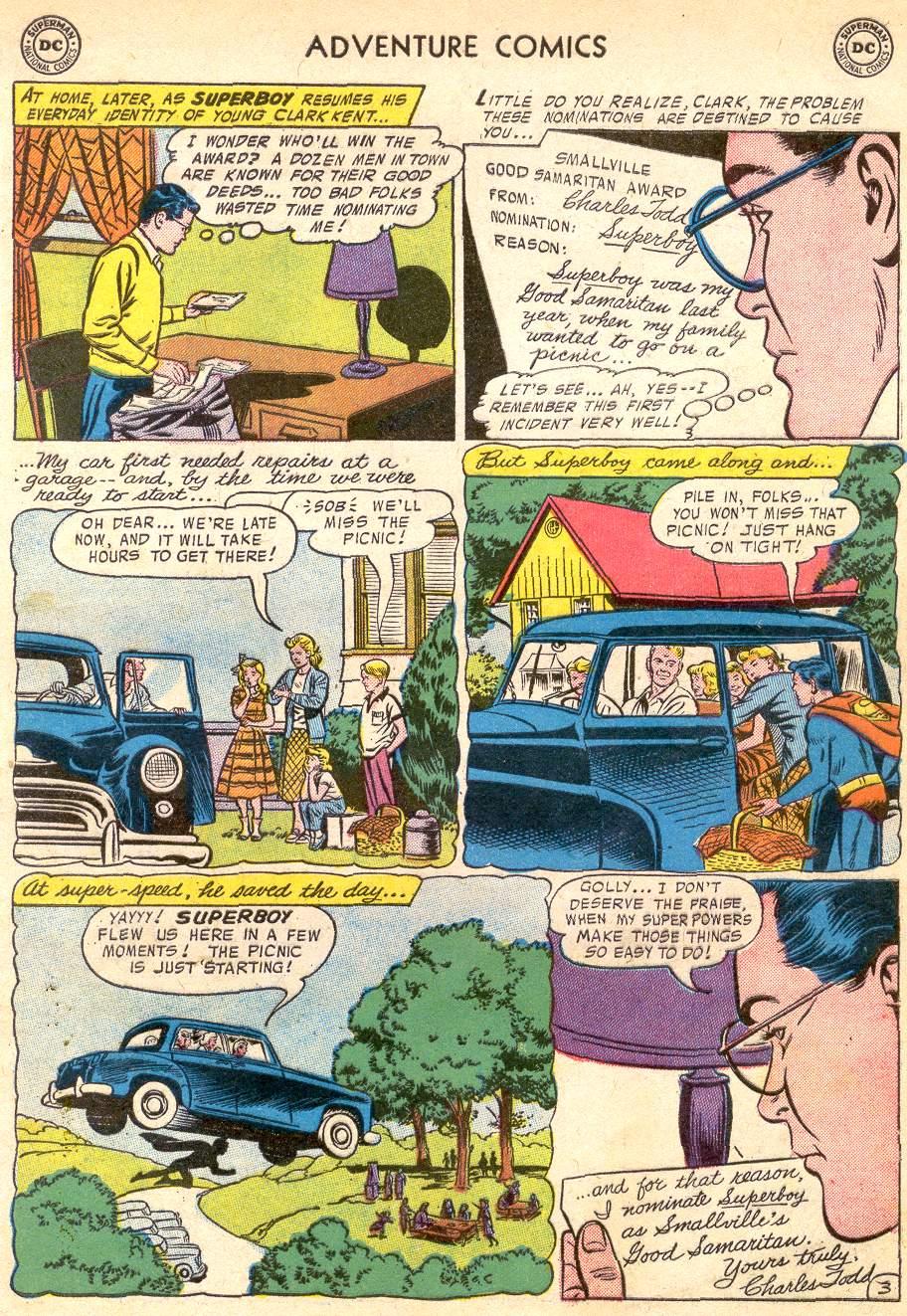Read online Adventure Comics (1938) comic -  Issue #227 - 5