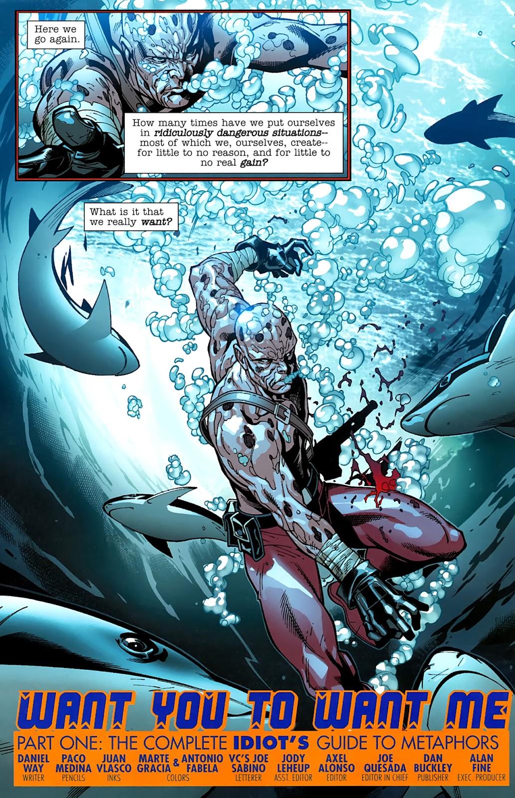 Read online Deadpool (2008) comic -  Issue #15 - 5