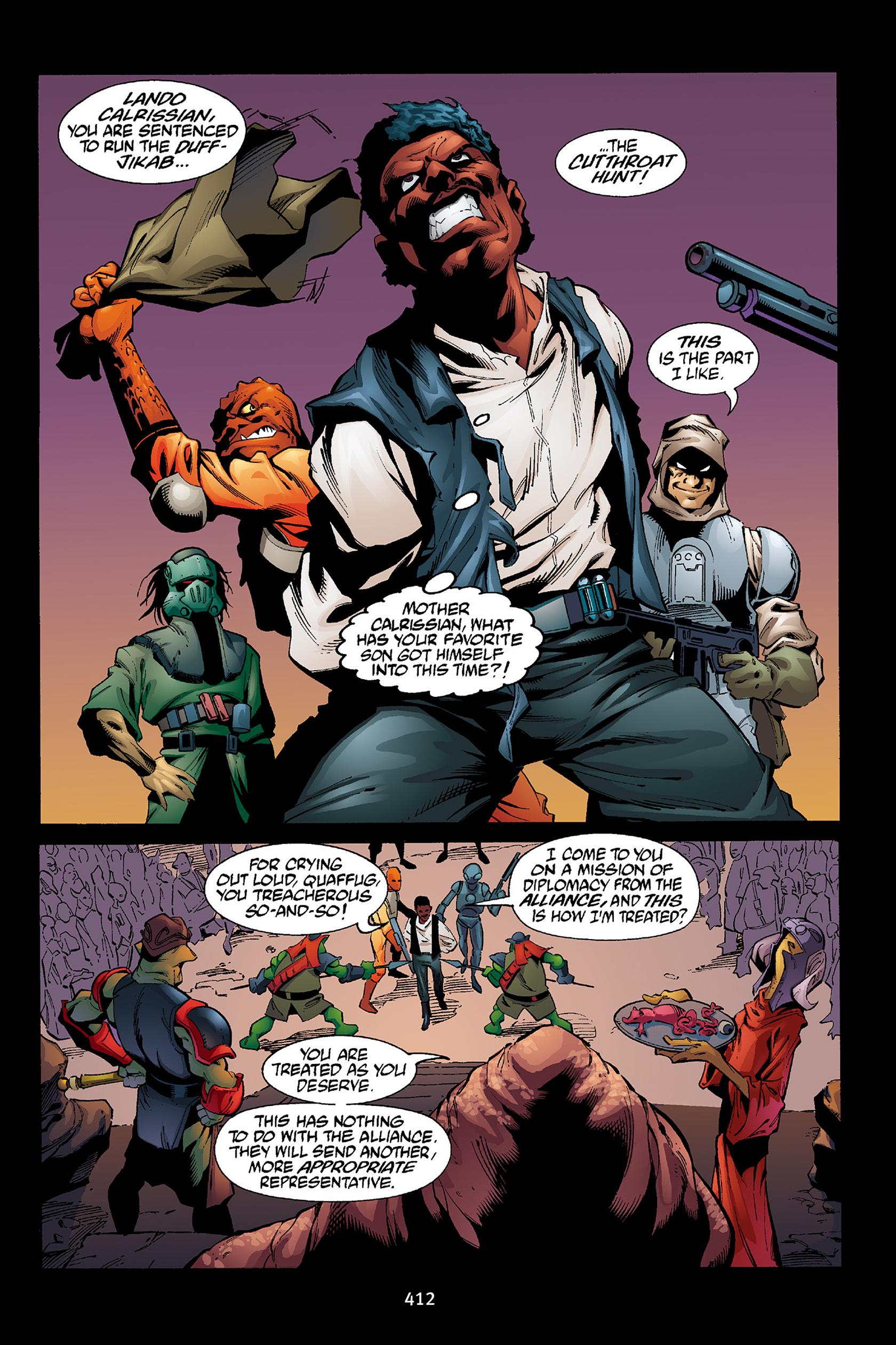 Read online Star Wars Omnibus comic -  Issue # Vol. 30 - 403