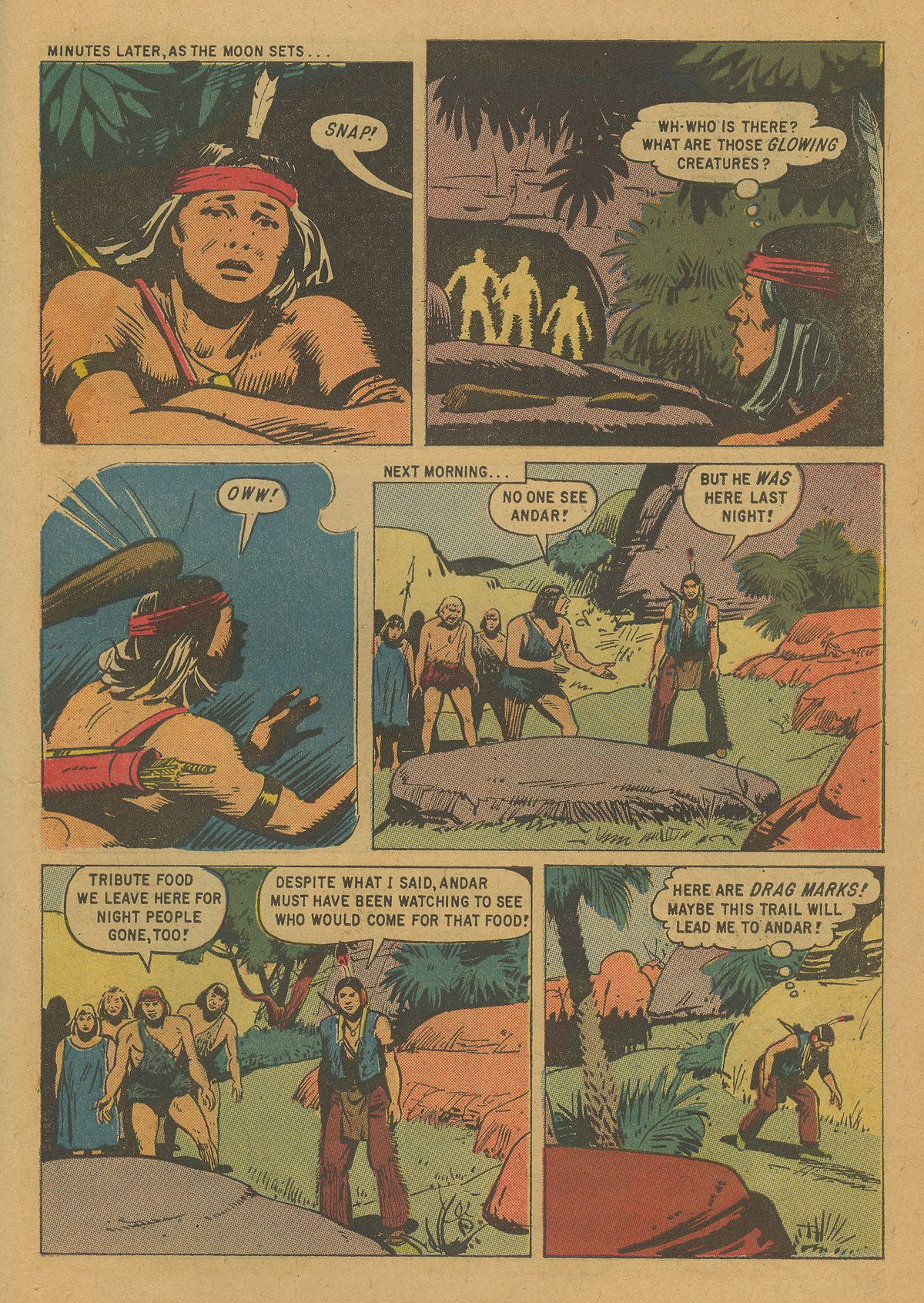Read online Turok, Son of Stone comic -  Issue #20 - 27