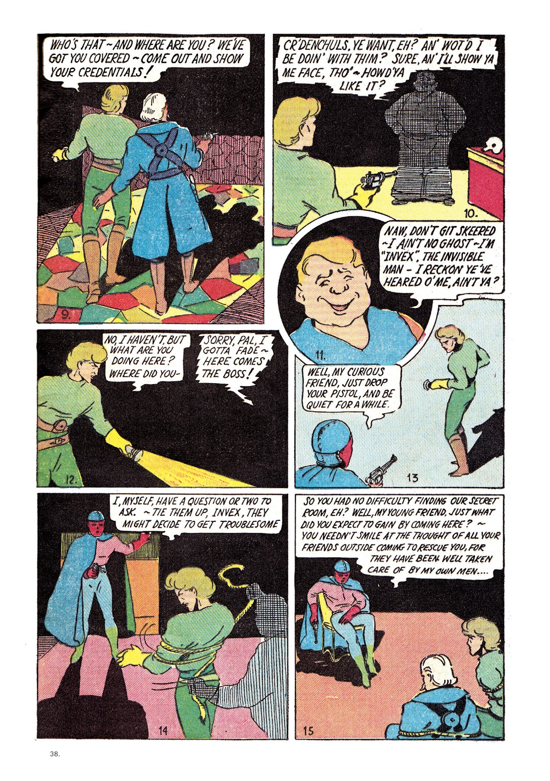 Read online The Bill Everett Archives comic -  Issue # TPB 1 (Part 1) - 39