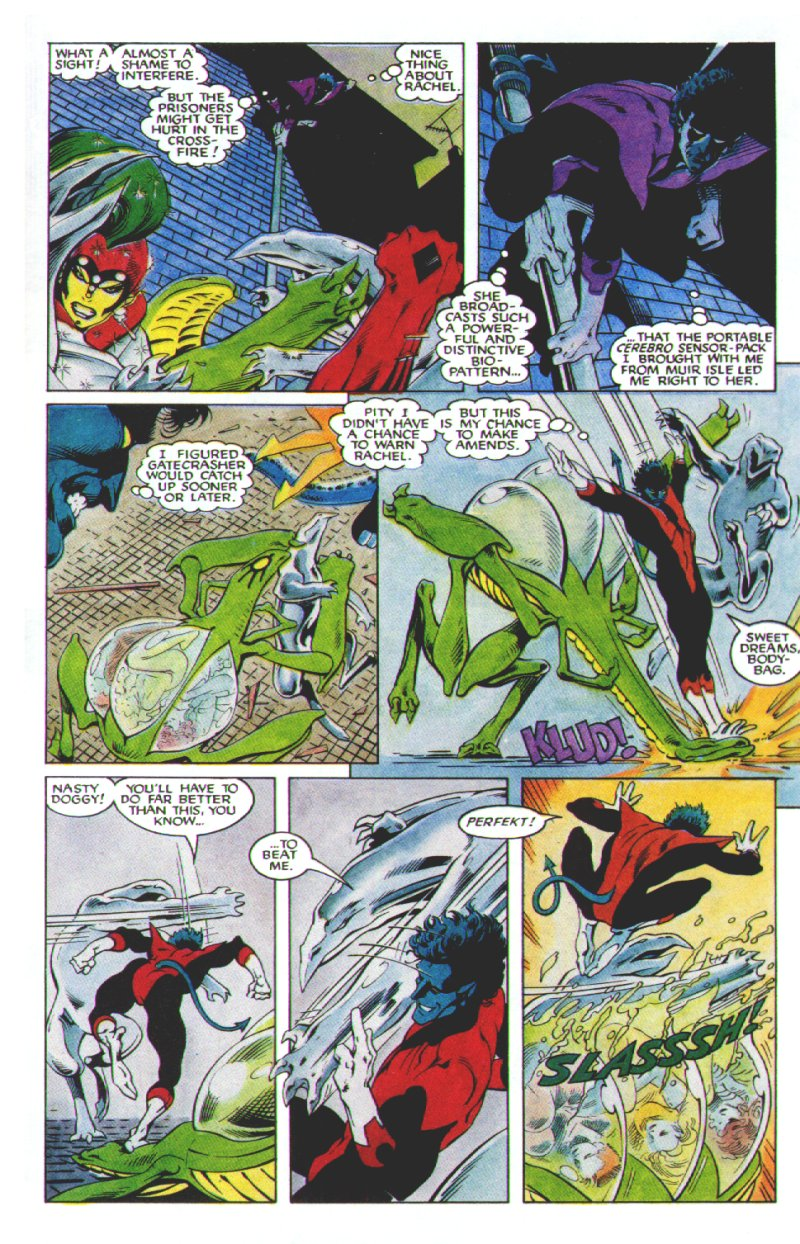 Read online Excalibur: The Sword is Drawn comic -  Issue # Full - 38