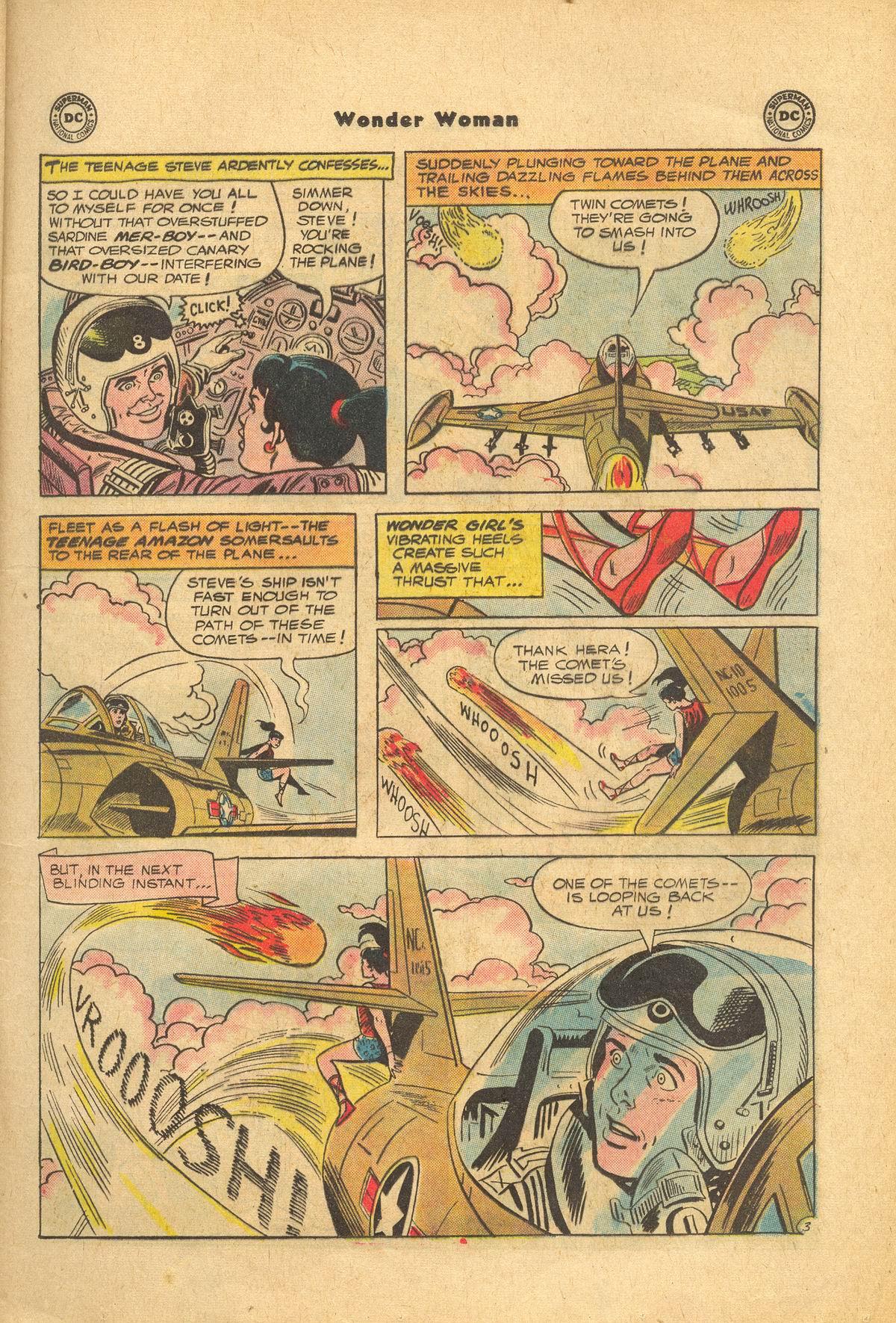 Read online Wonder Woman (1942) comic -  Issue #151 - 5