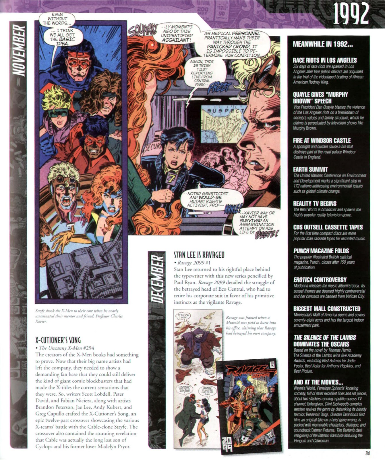 Read online Marvel Chronicle comic -  Issue # TPB (Part 3) - 50