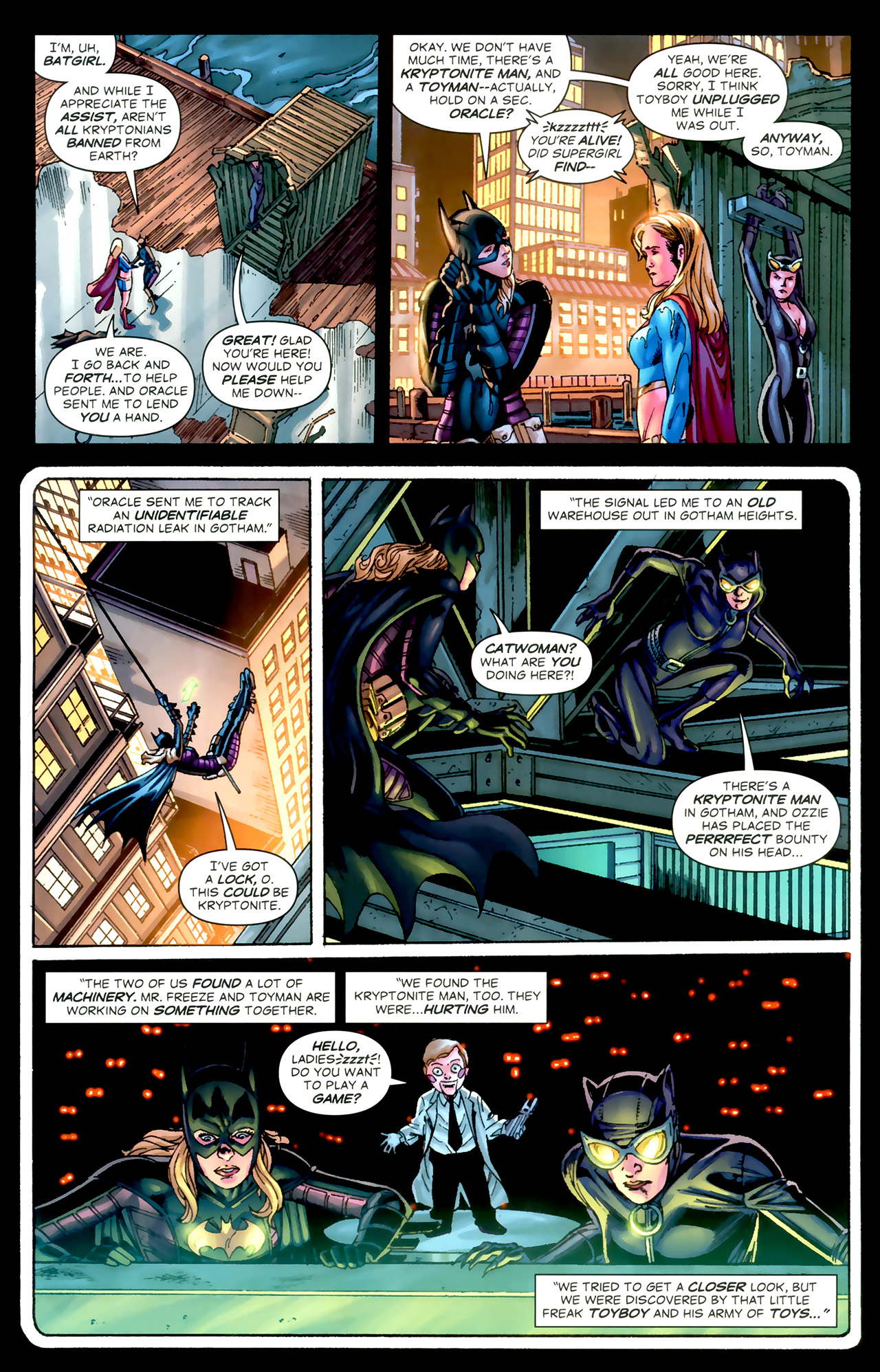 Read online World's Finest (2009) comic -  Issue #3 - 7