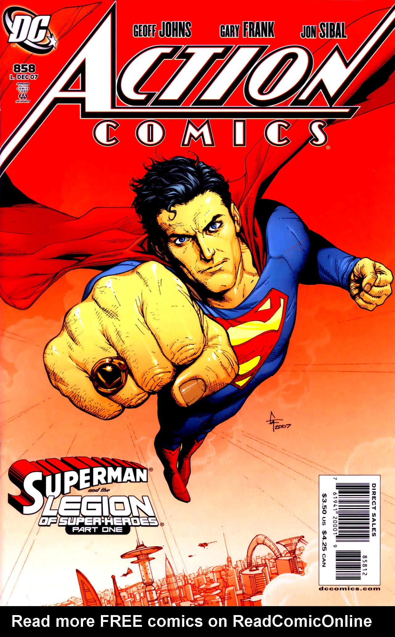 Read online Action Comics (1938) comic -  Issue #858 - 4