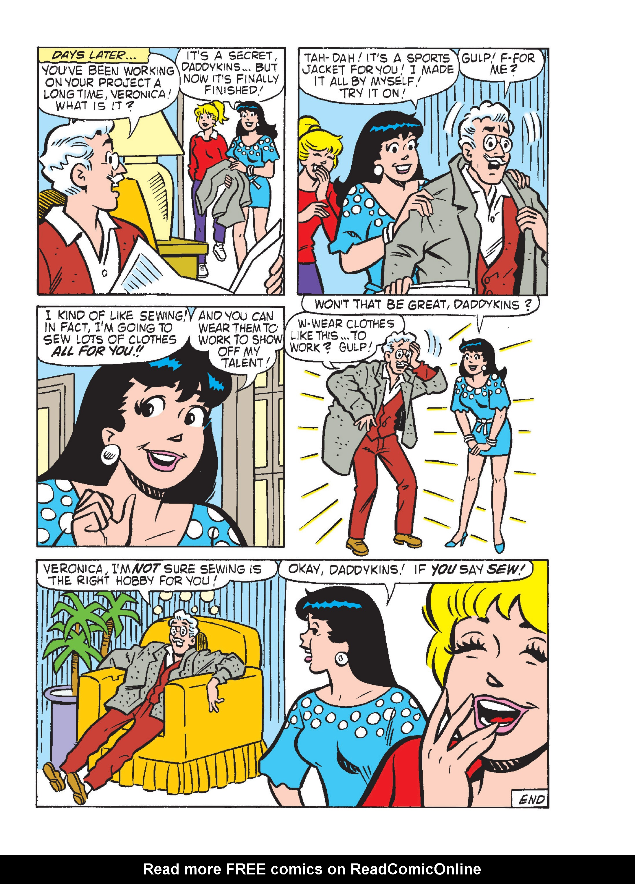 Read online Archie 1000 Page Comics Blowout! comic -  Issue # TPB (Part 2) - 203
