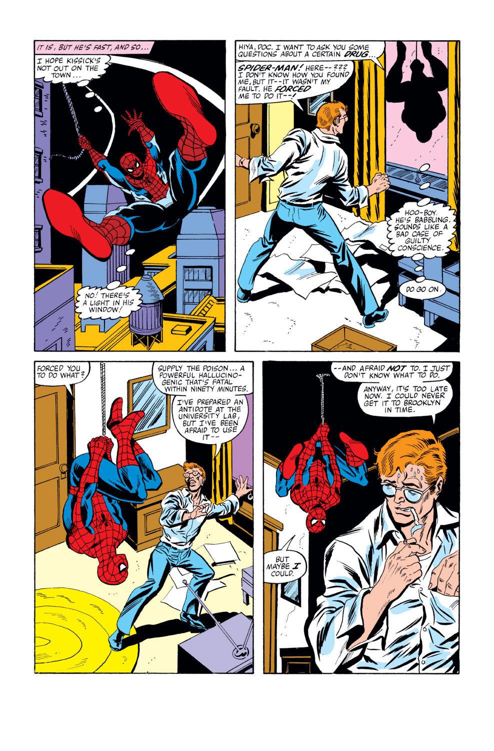 The Amazing Spider-Man (1963) 221 Page 13