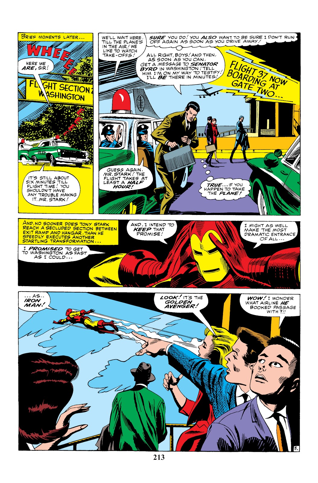 Read online Marvel Masterworks: The Invincible Iron Man comic -  Issue # TPB 3 (Part 4) - 53