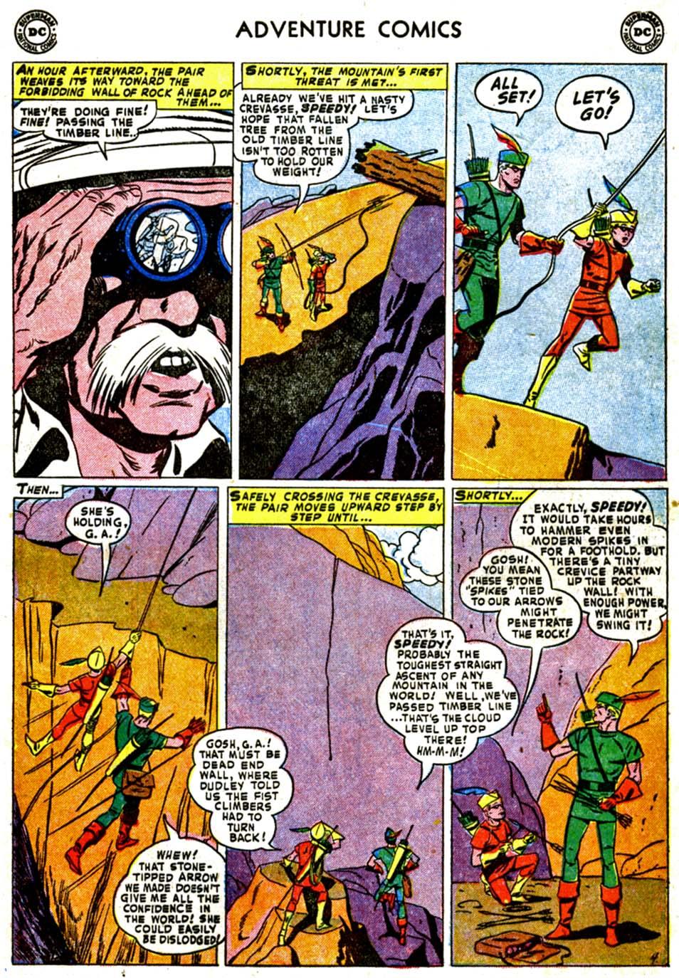 Read online Adventure Comics (1938) comic -  Issue #184 - 37