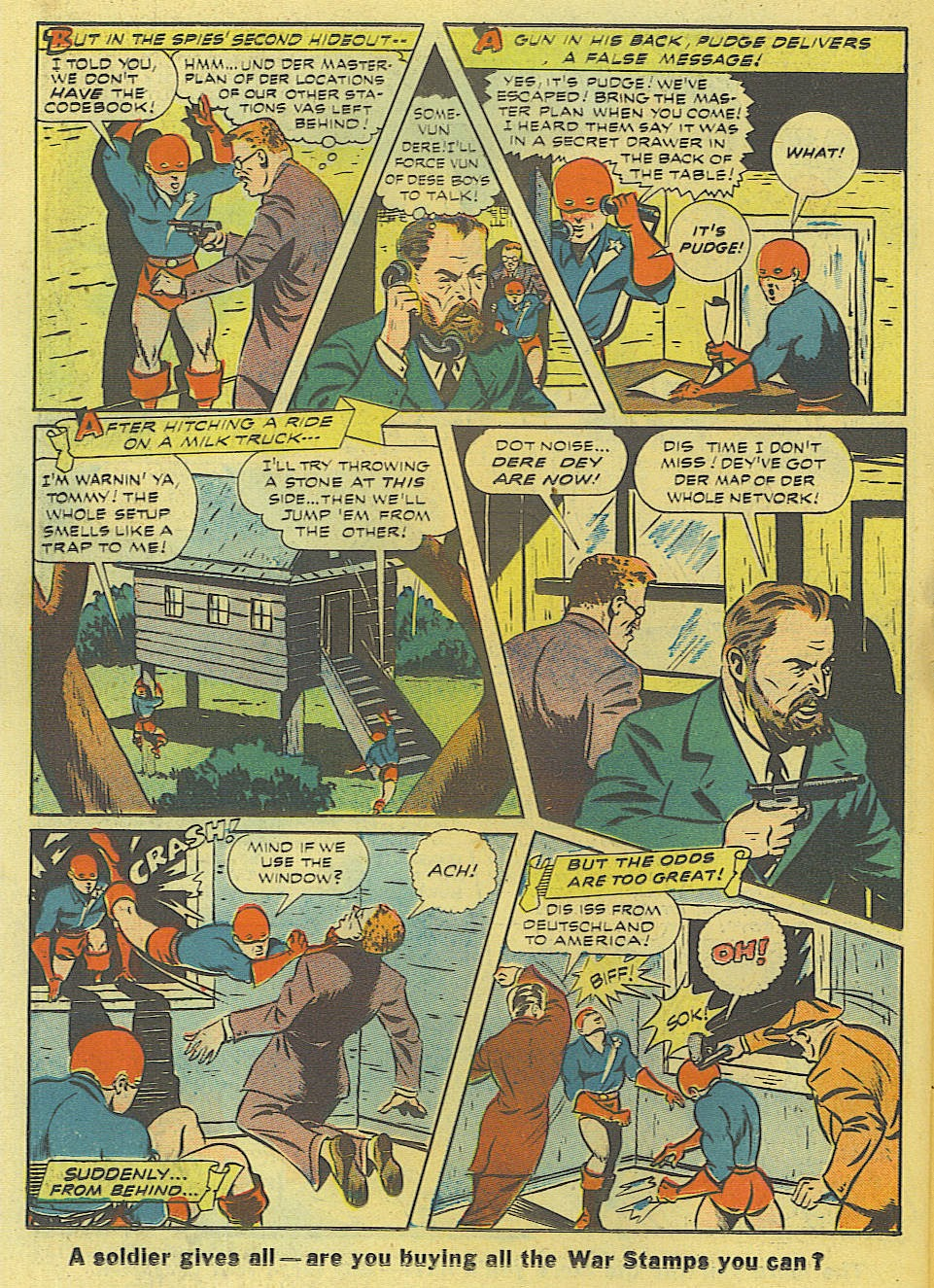 Startling Comics issue 27 - Page 30