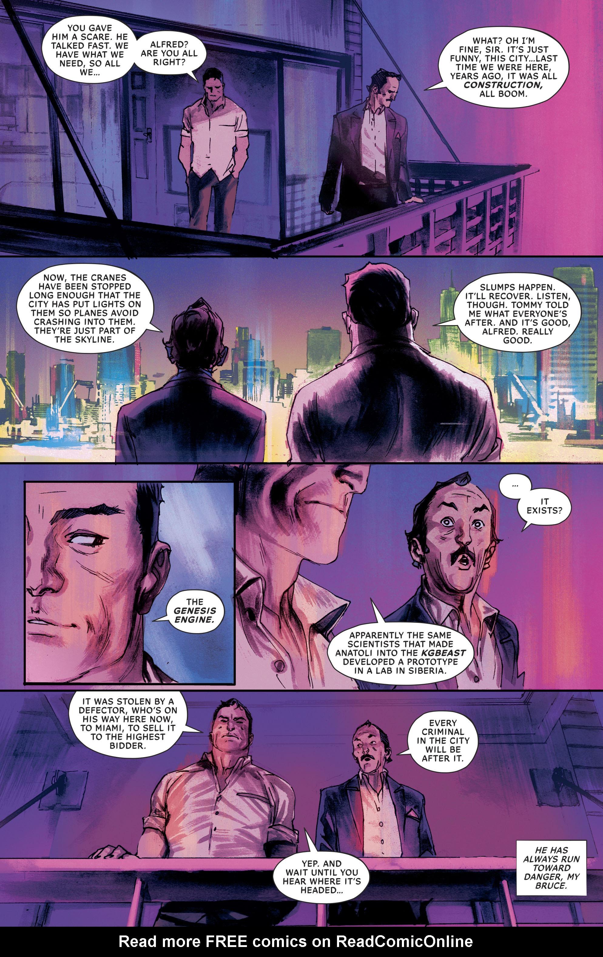 Read online All-Star Batman comic -  Issue #10 - 14