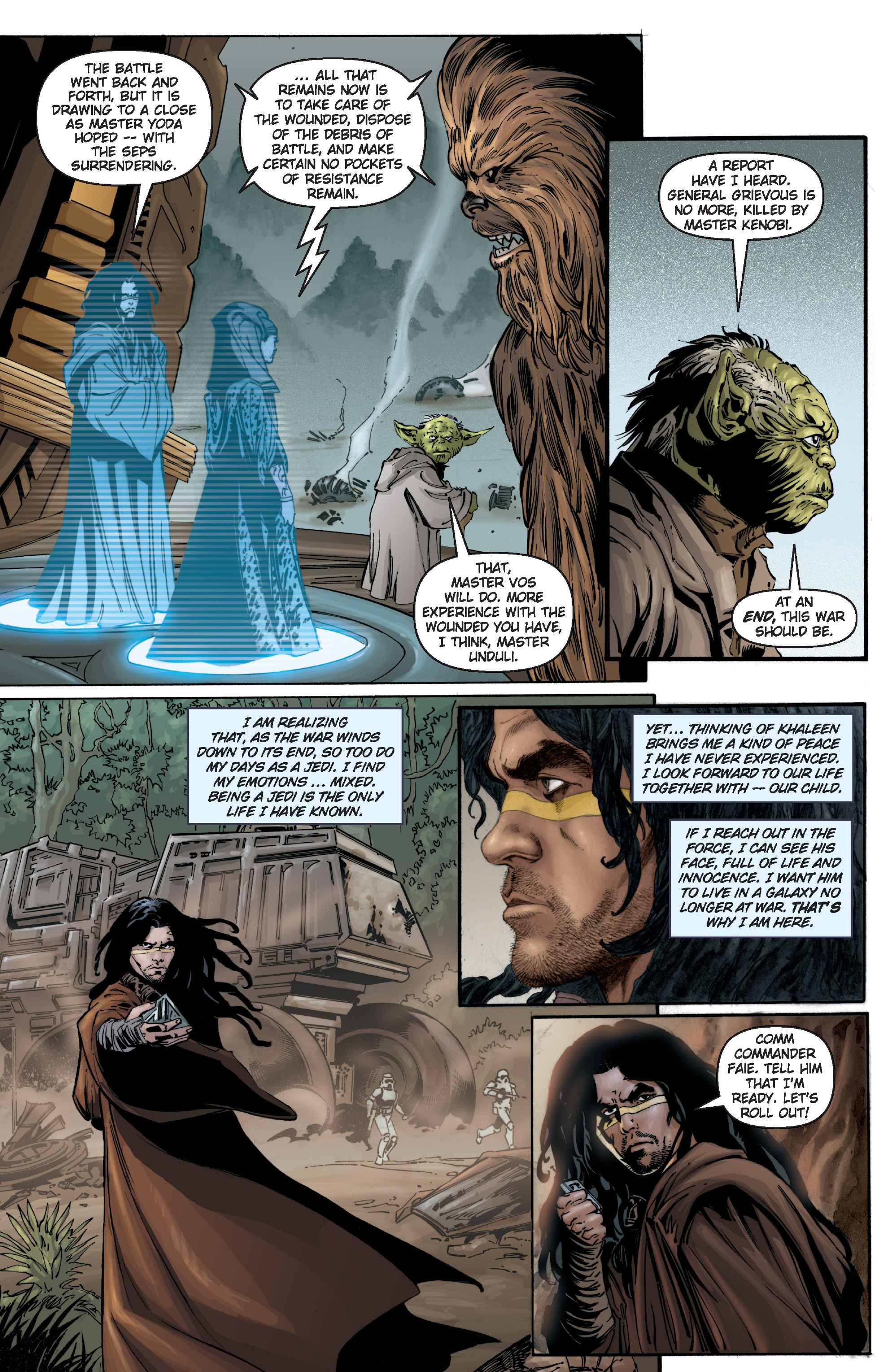 Read online Star Wars Omnibus comic -  Issue # Vol. 26 - 392