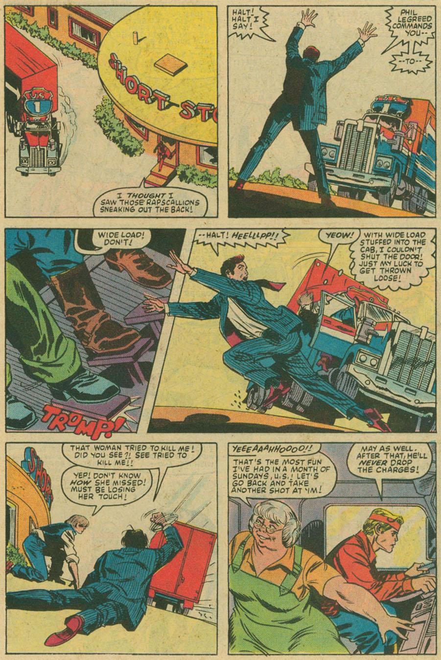Read online U.S. 1 comic -  Issue #6 - 9