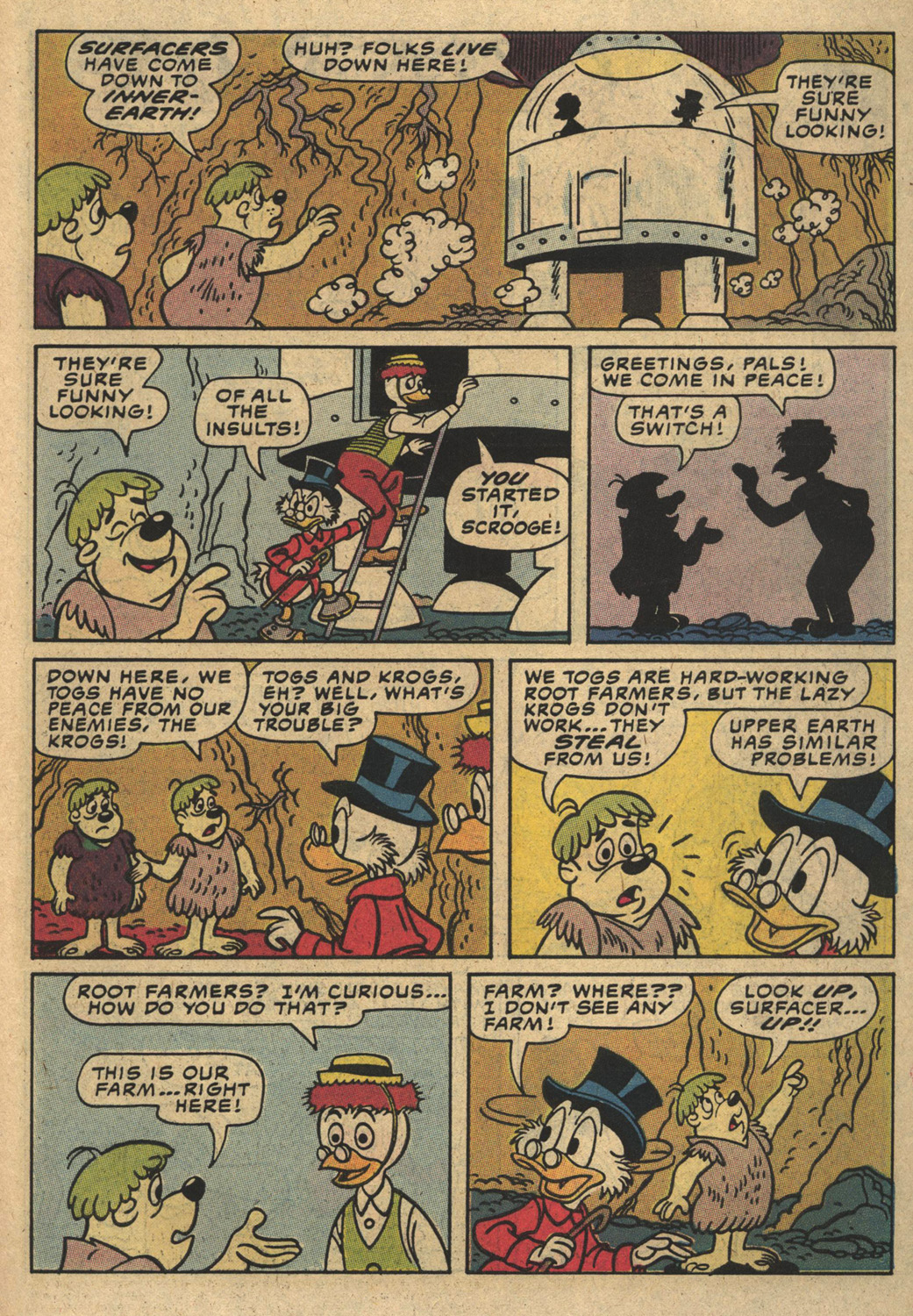 Read online Uncle Scrooge (1953) comic -  Issue #194 - 7